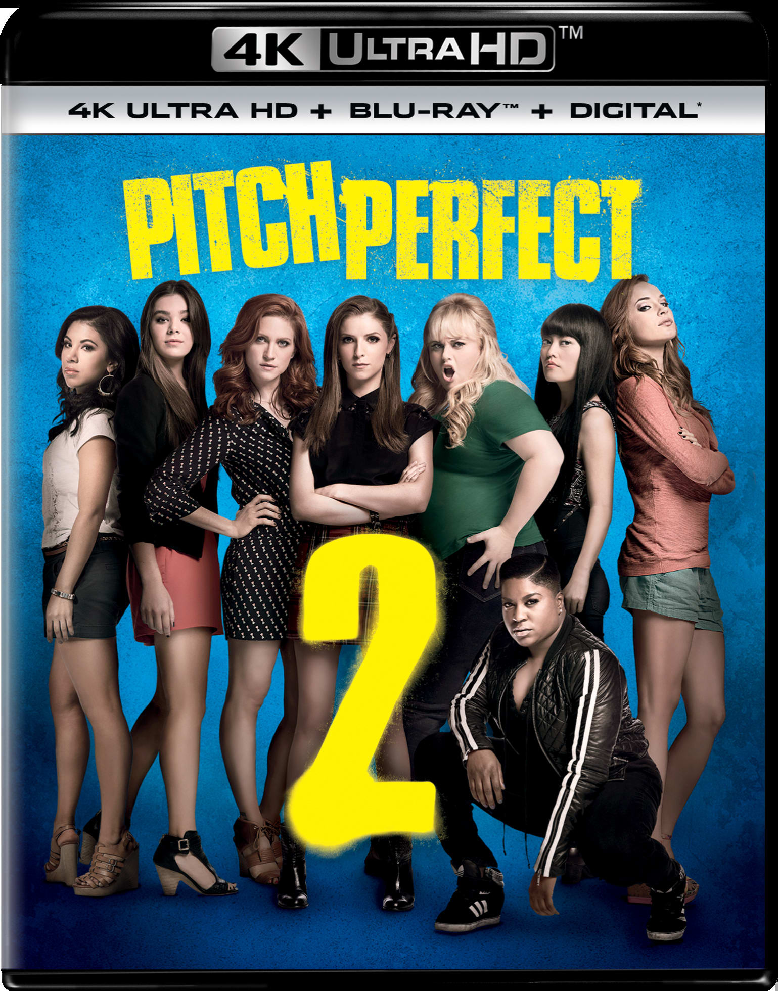 Pitch Perfect 2 (4K Ultra HD) [UHD]