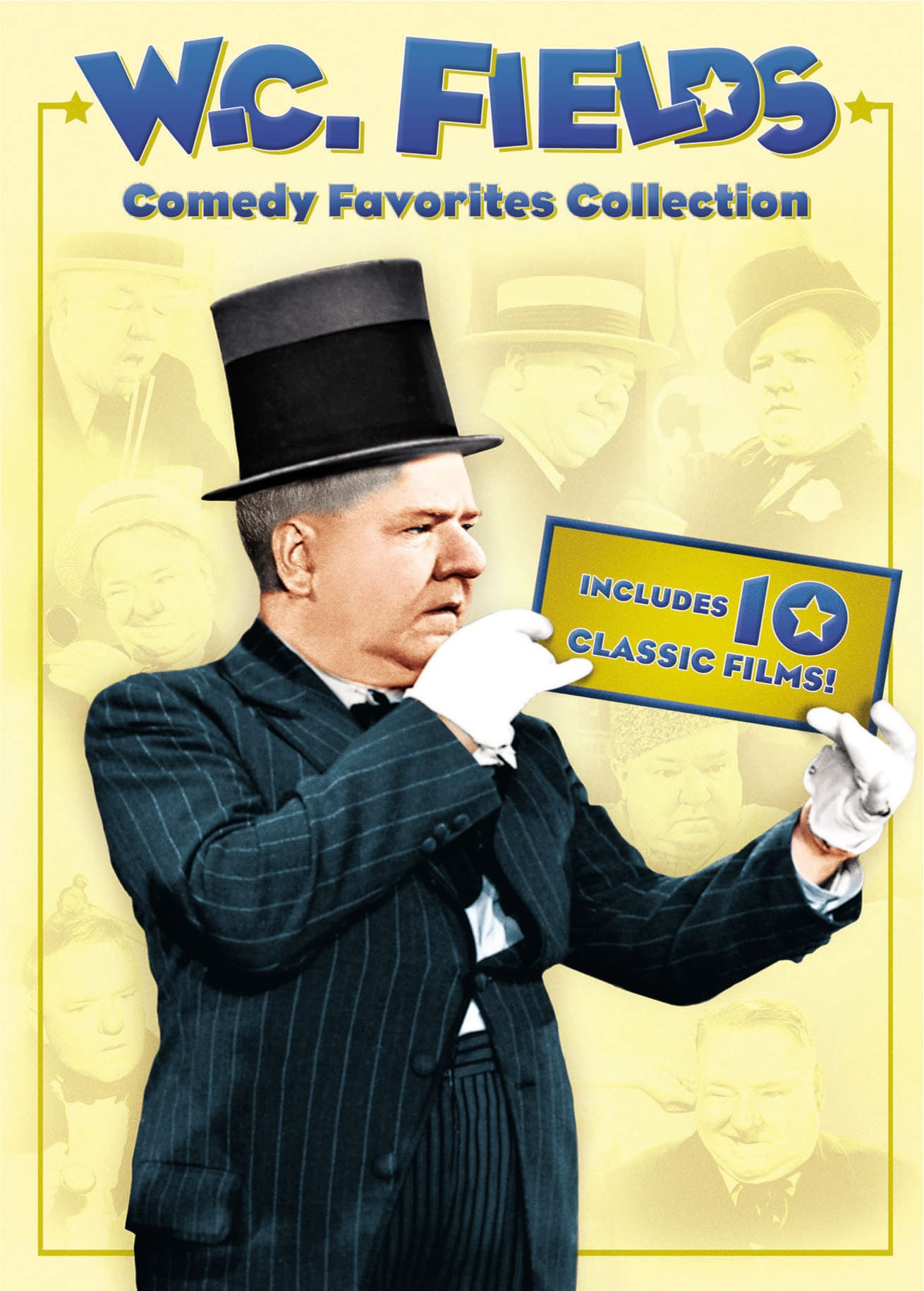 W.C. Fields Comedy Favorites Collection (2013) [DVD]
