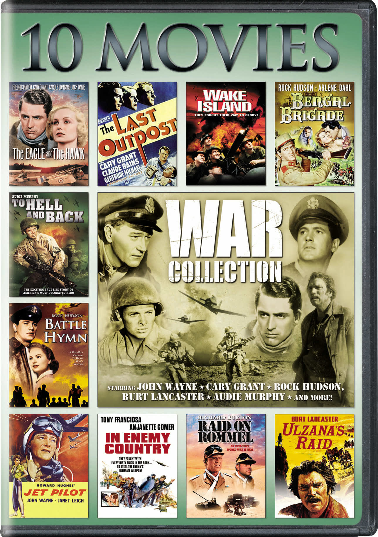 War: 10-Movie Collection (Box Set) [DVD]