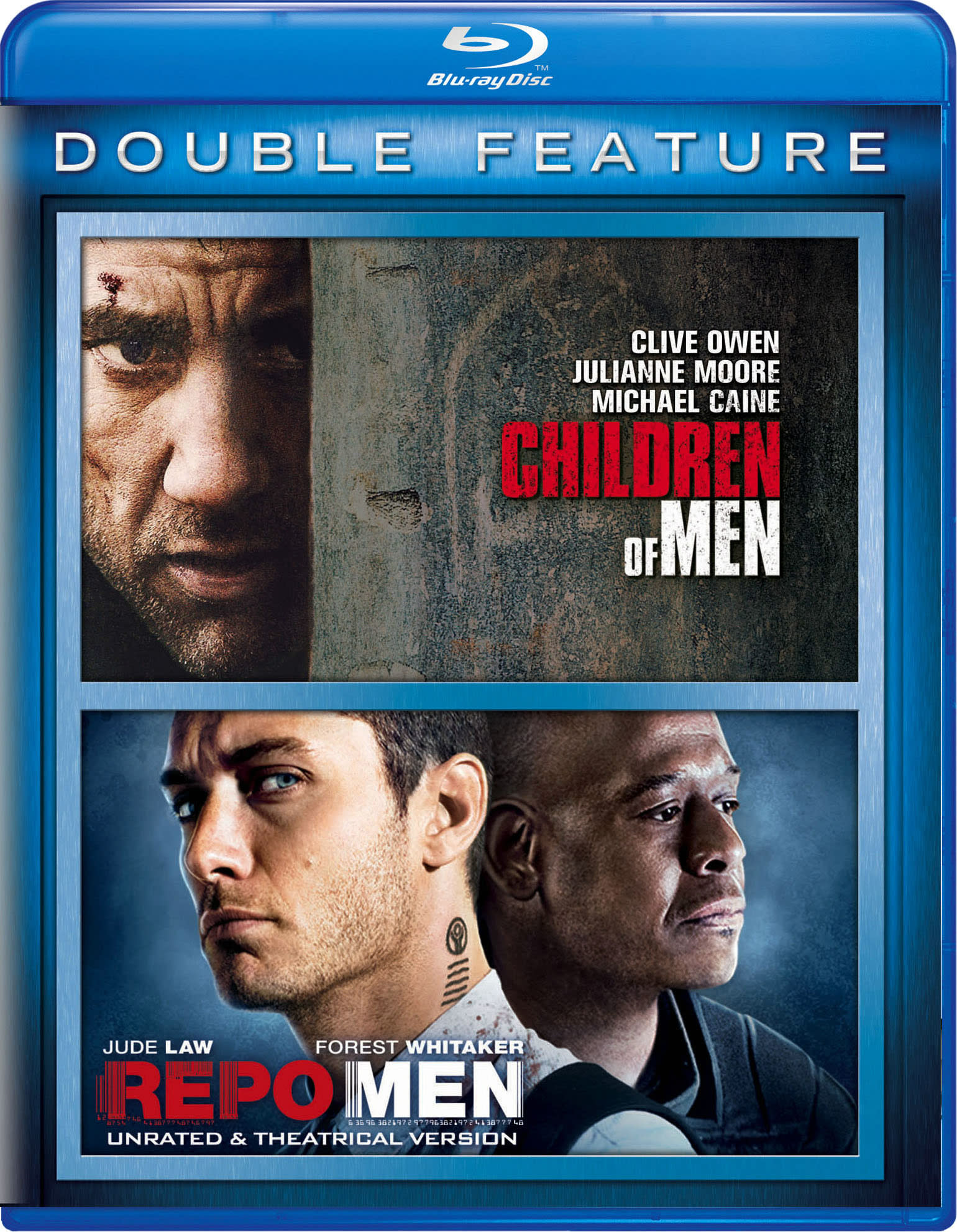 Children of Men/Repo Man [Blu-ray]