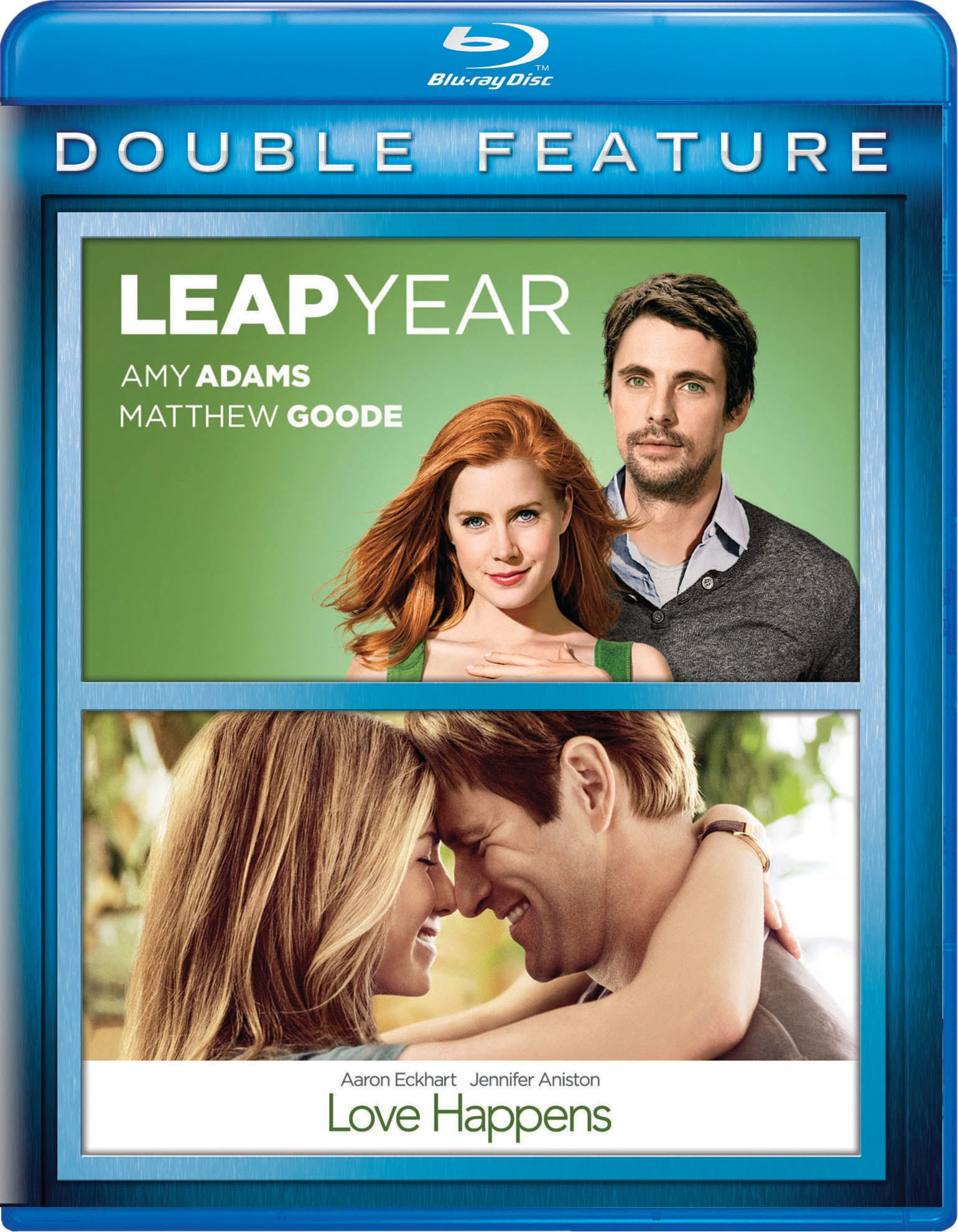 Leap Year/Love Happens [Blu-ray]