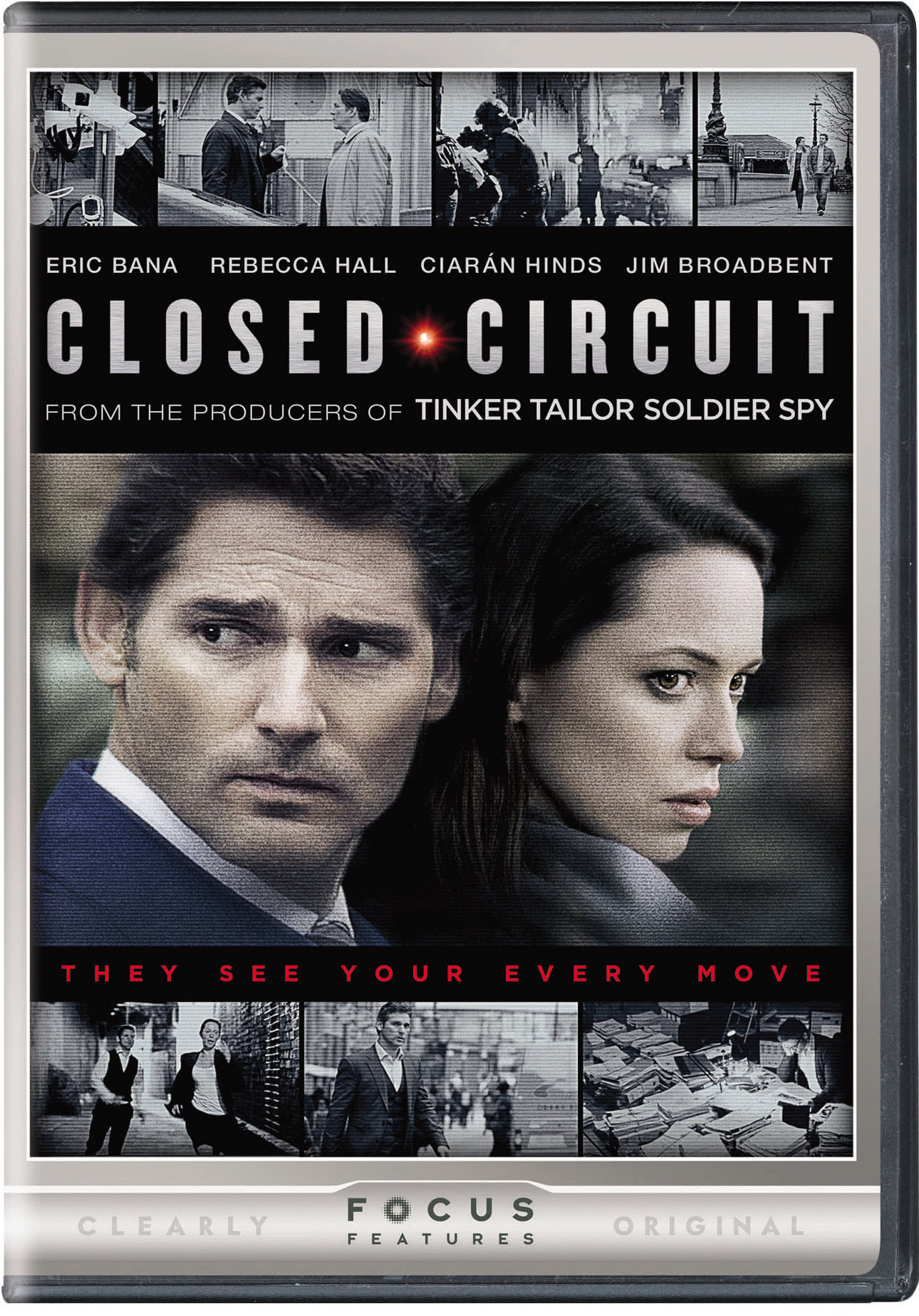 Closed Circuit [DVD]