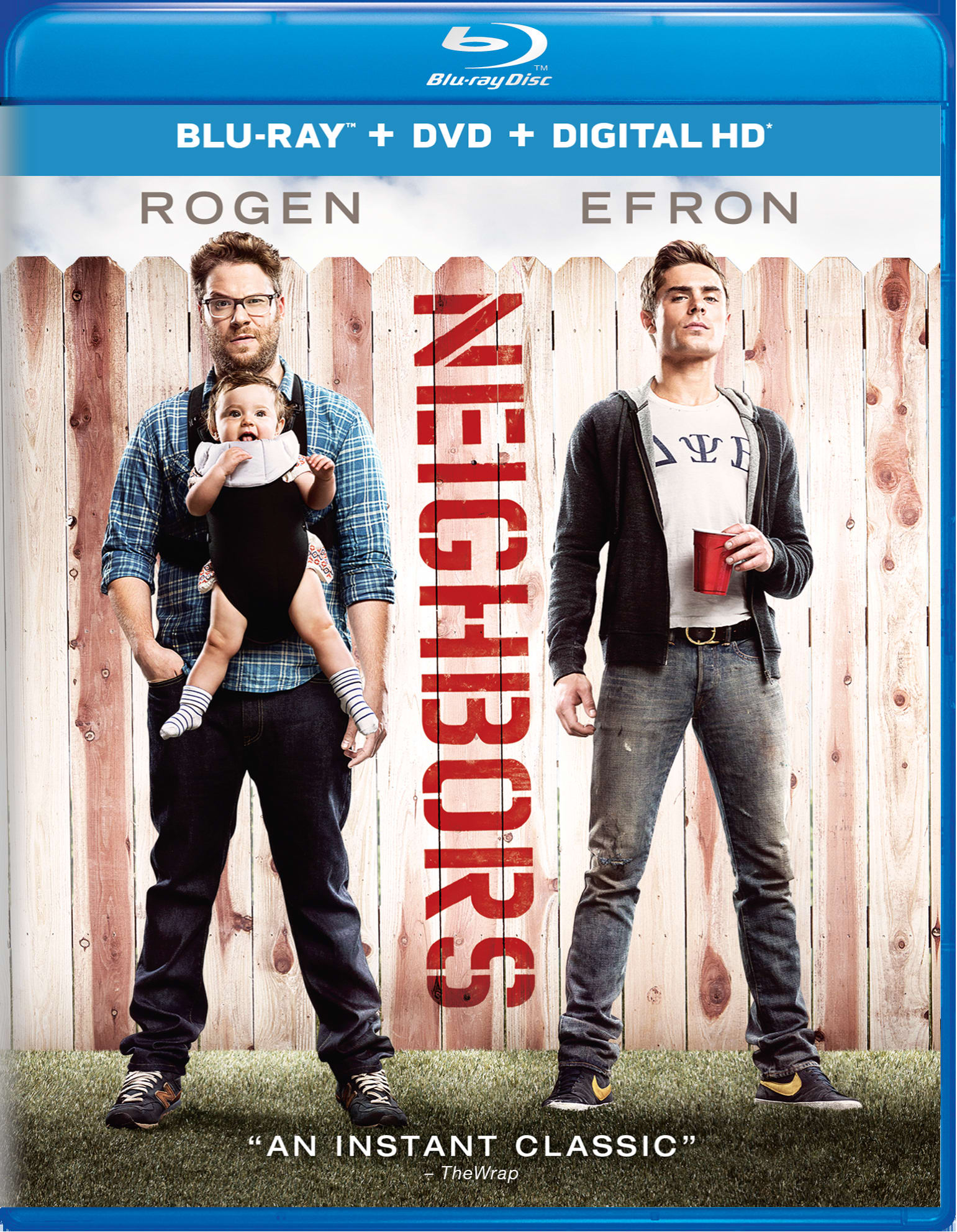 Neighbors (DVD + Digital) [Blu-ray]