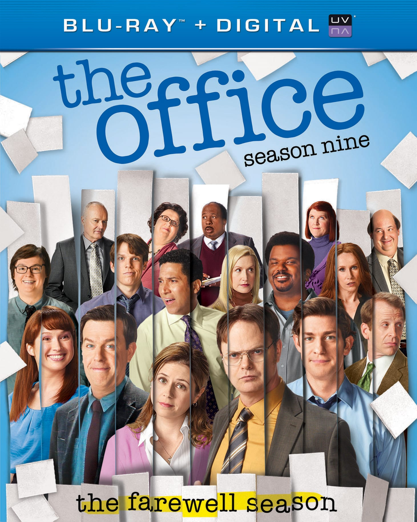 The Office - An American Workplace: Season 9 [Blu-ray]