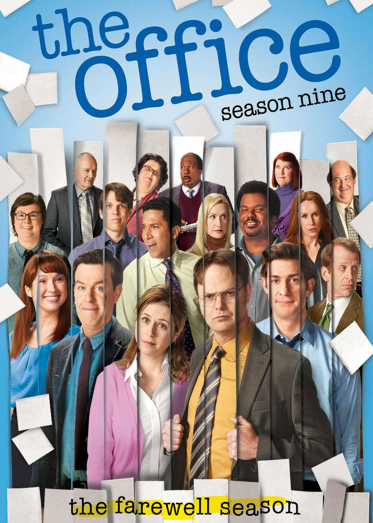 The Office - An American Workplace: Season 9 (2013) [DVD]