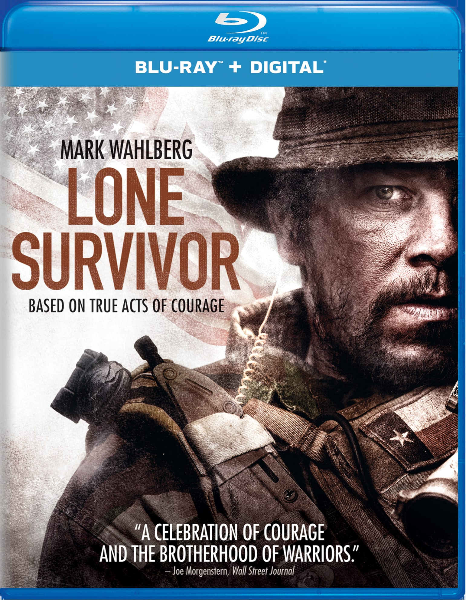 Lone Survivor [Blu-ray]