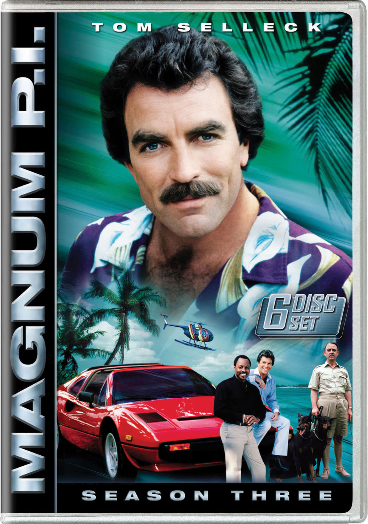 Magnum P.I.: Season Three [DVD]