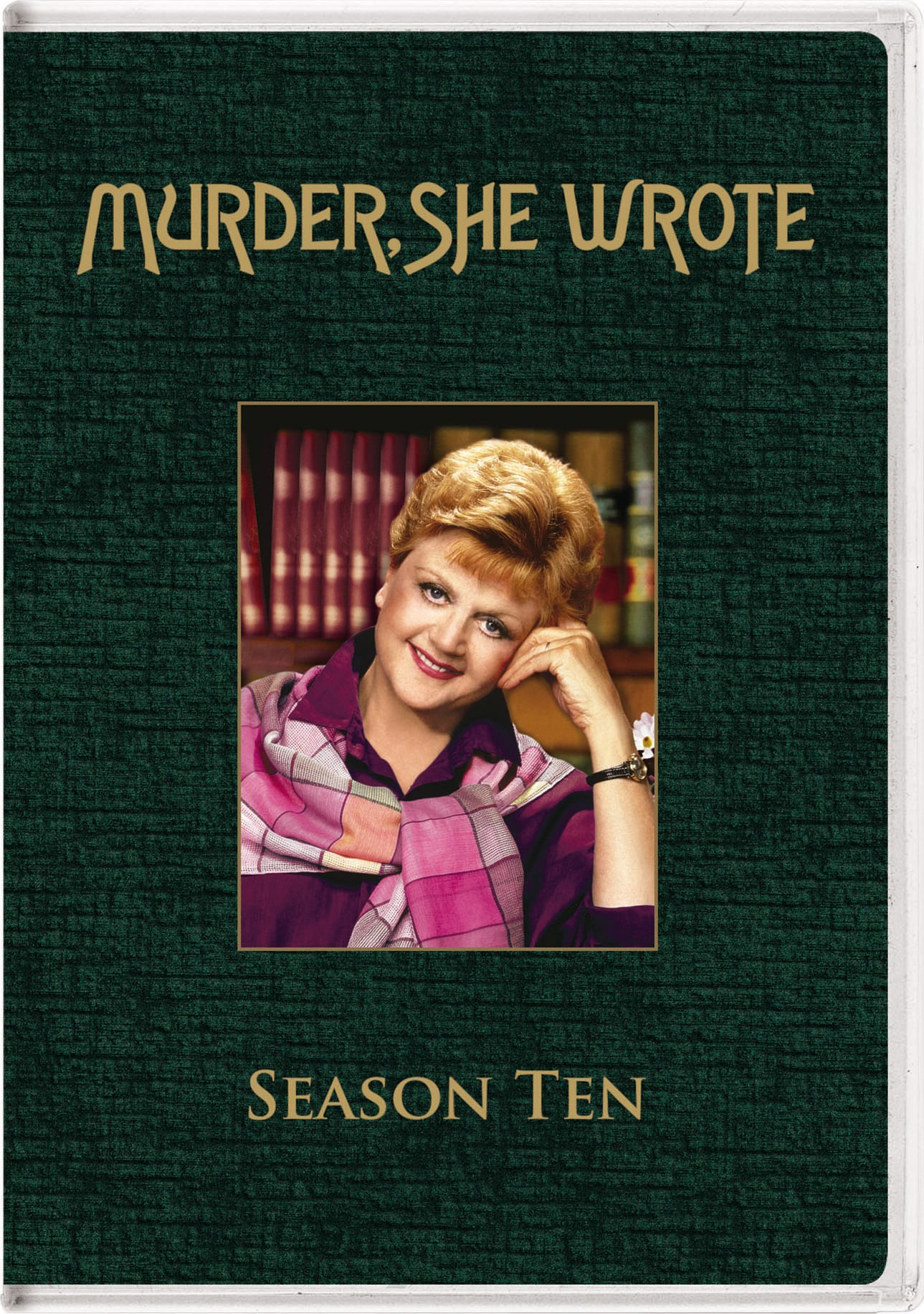 Murder She Wrote: Season 10 [DVD]