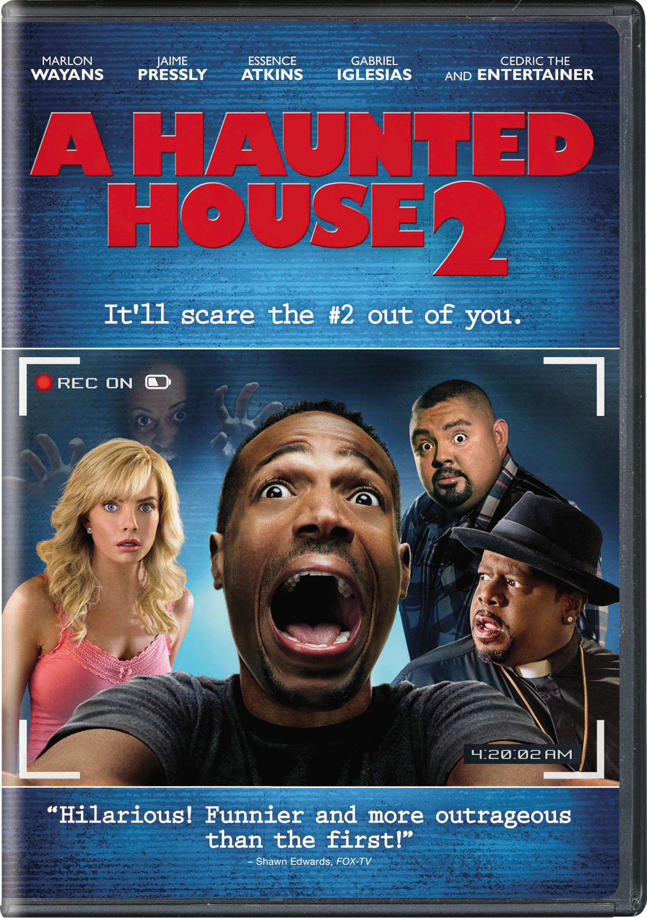 A Haunted House 2 [DVD]