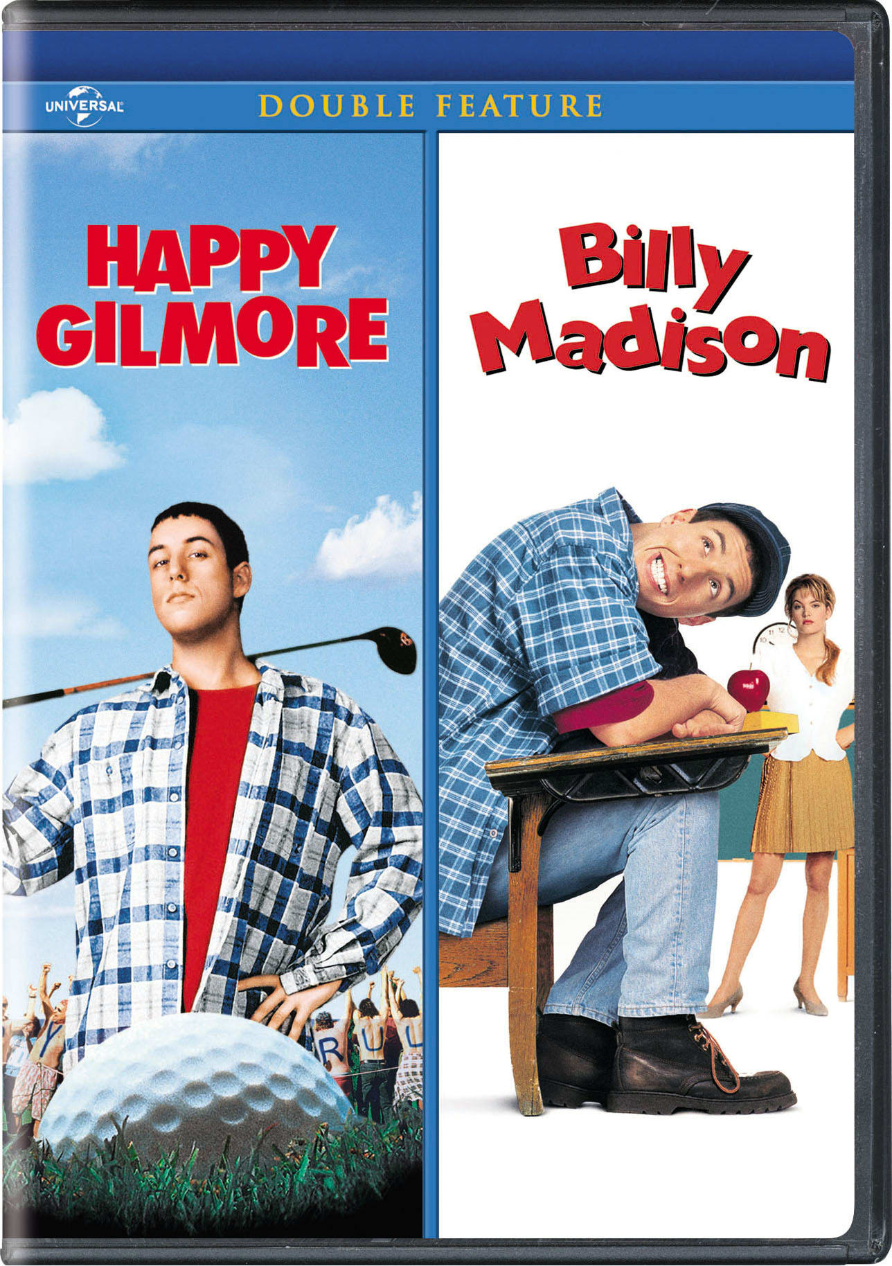 Happy Gilmore/Billy Madison (Double Feature) [DVD]