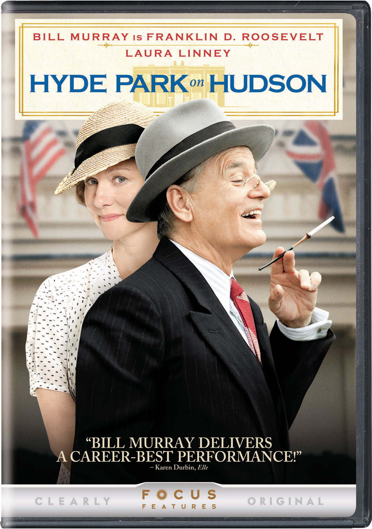 Hyde Park On Hudson [DVD]