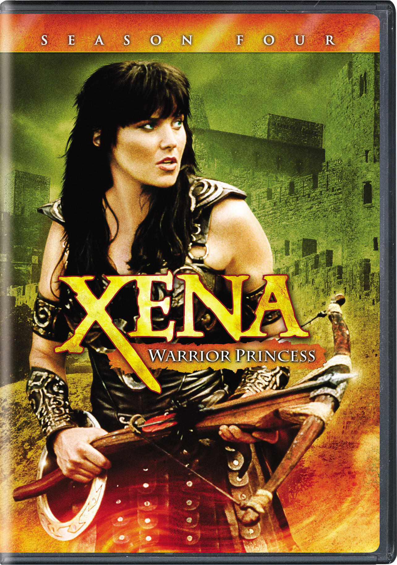 Xena - Warrior Princess: Complete Season 4 [DVD]