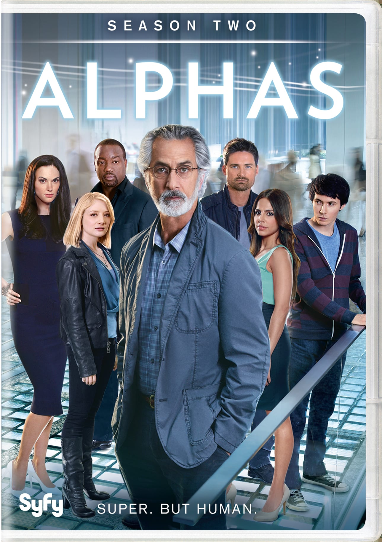 Alphas: Season 2 [DVD]