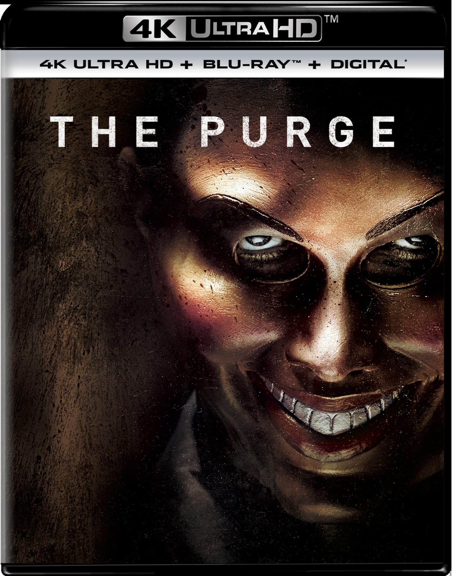 The Purge (4K Ultra HD) [UHD]