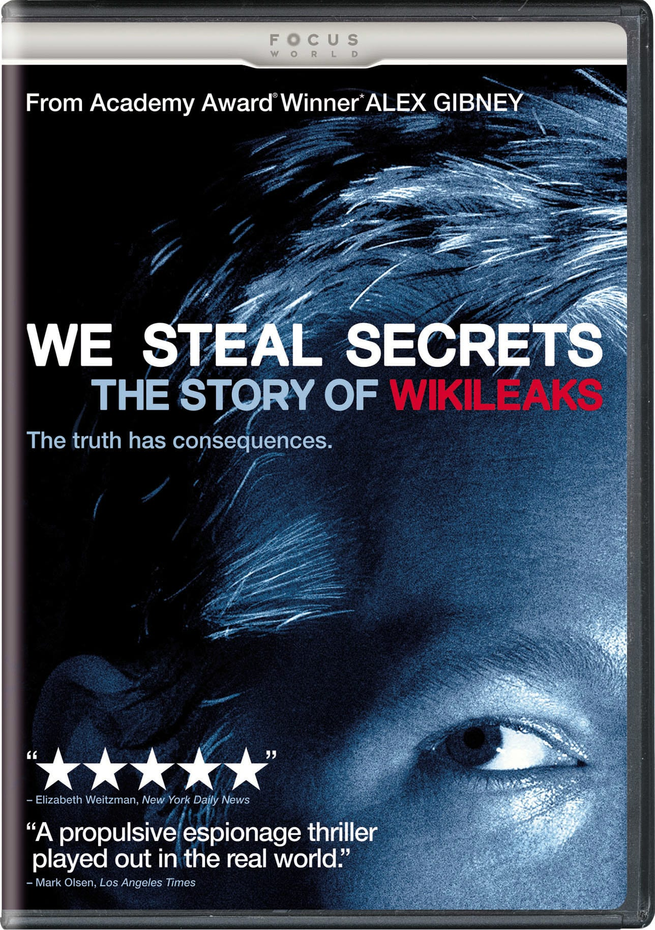 We Steal Secrets - The Story of WikiLeaks [DVD]