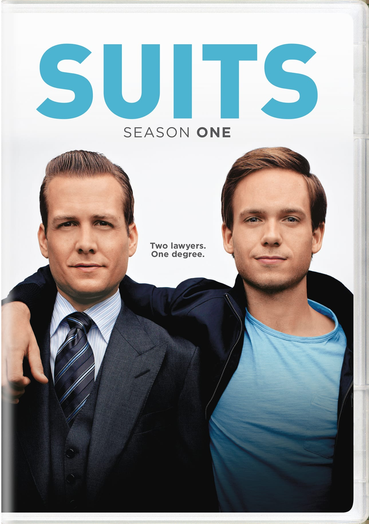 Suits: Season One [DVD]