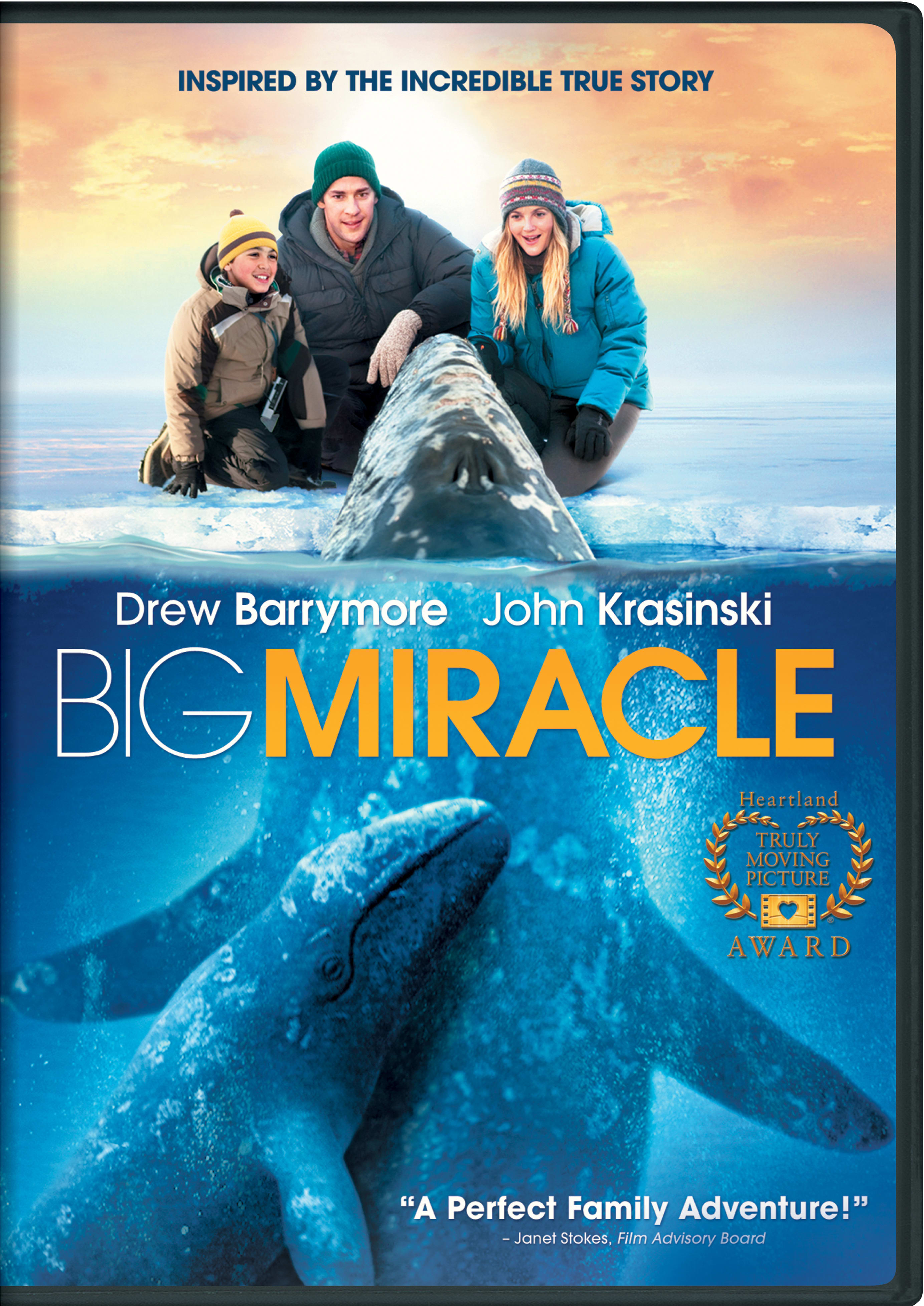 Big Miracle [DVD]