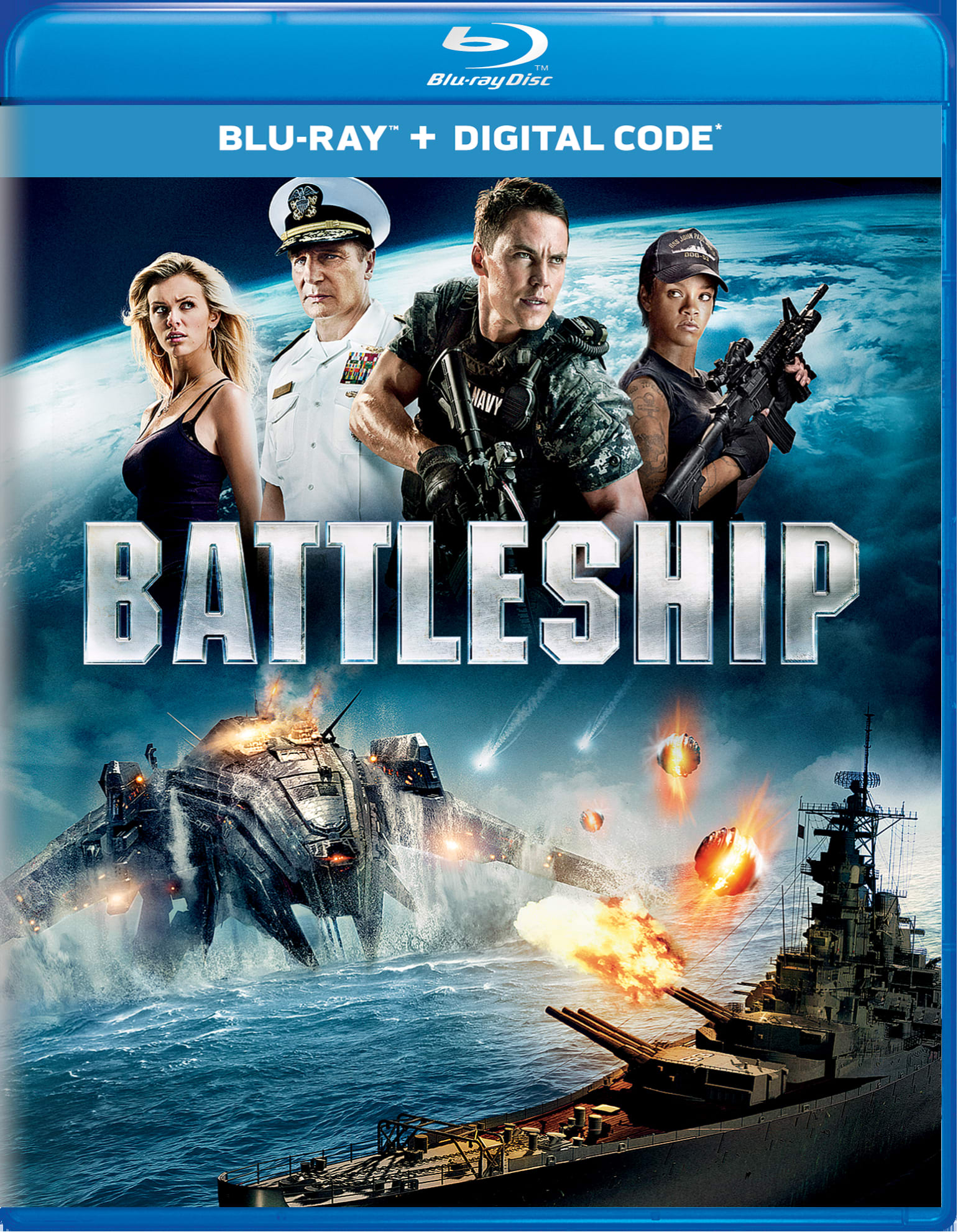 Battleship (Digital) [Blu-ray]
