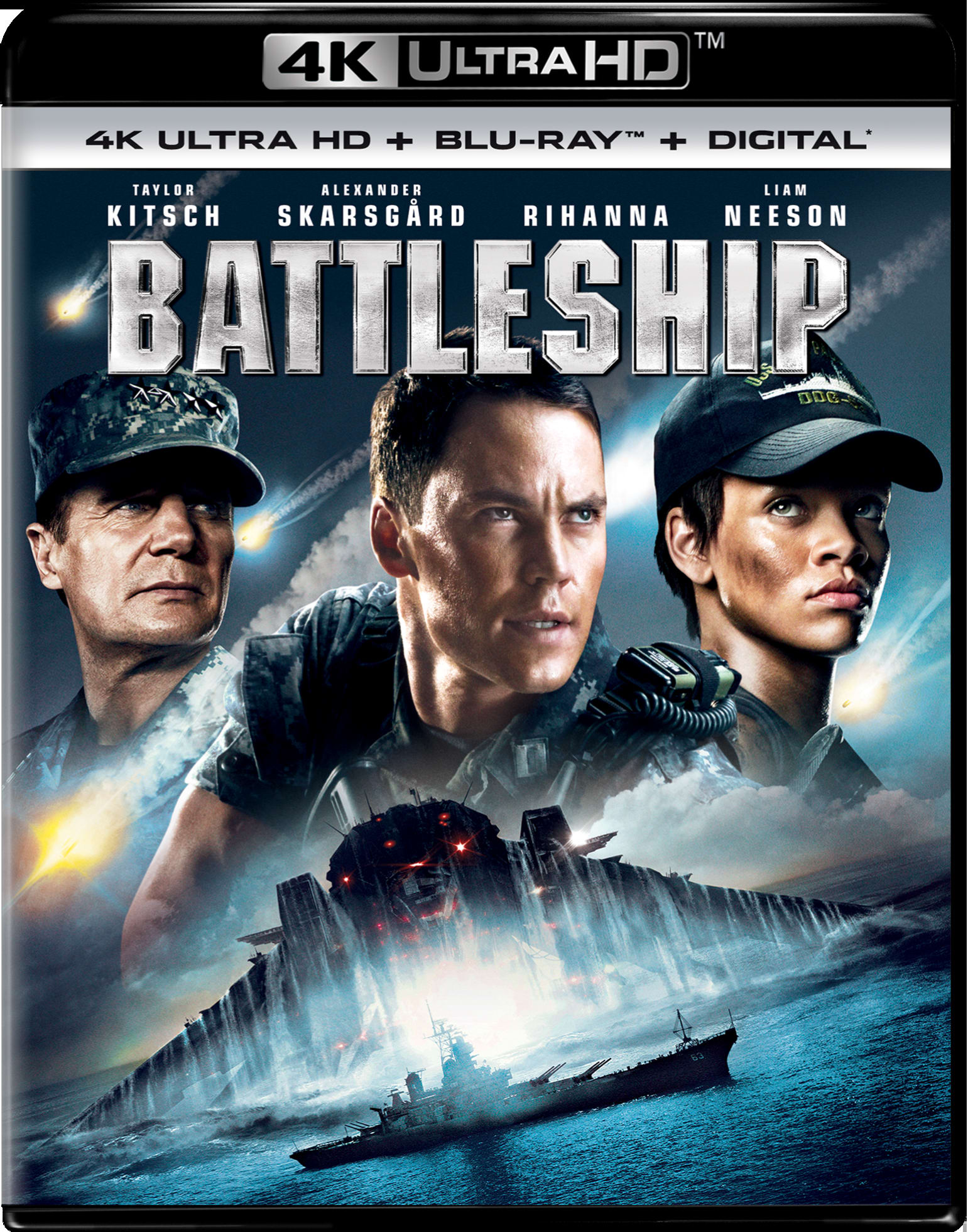 Battleship (4K Ultra HD) [UHD]