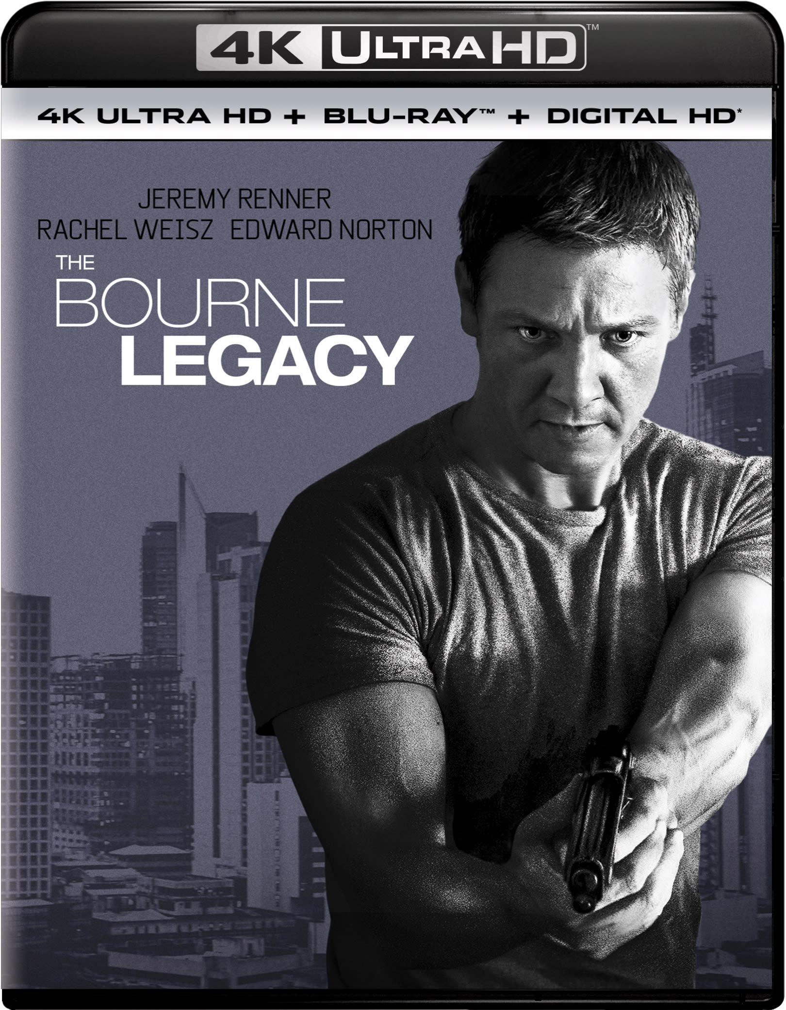 The Bourne Legacy (4K Ultra HD) [UHD]