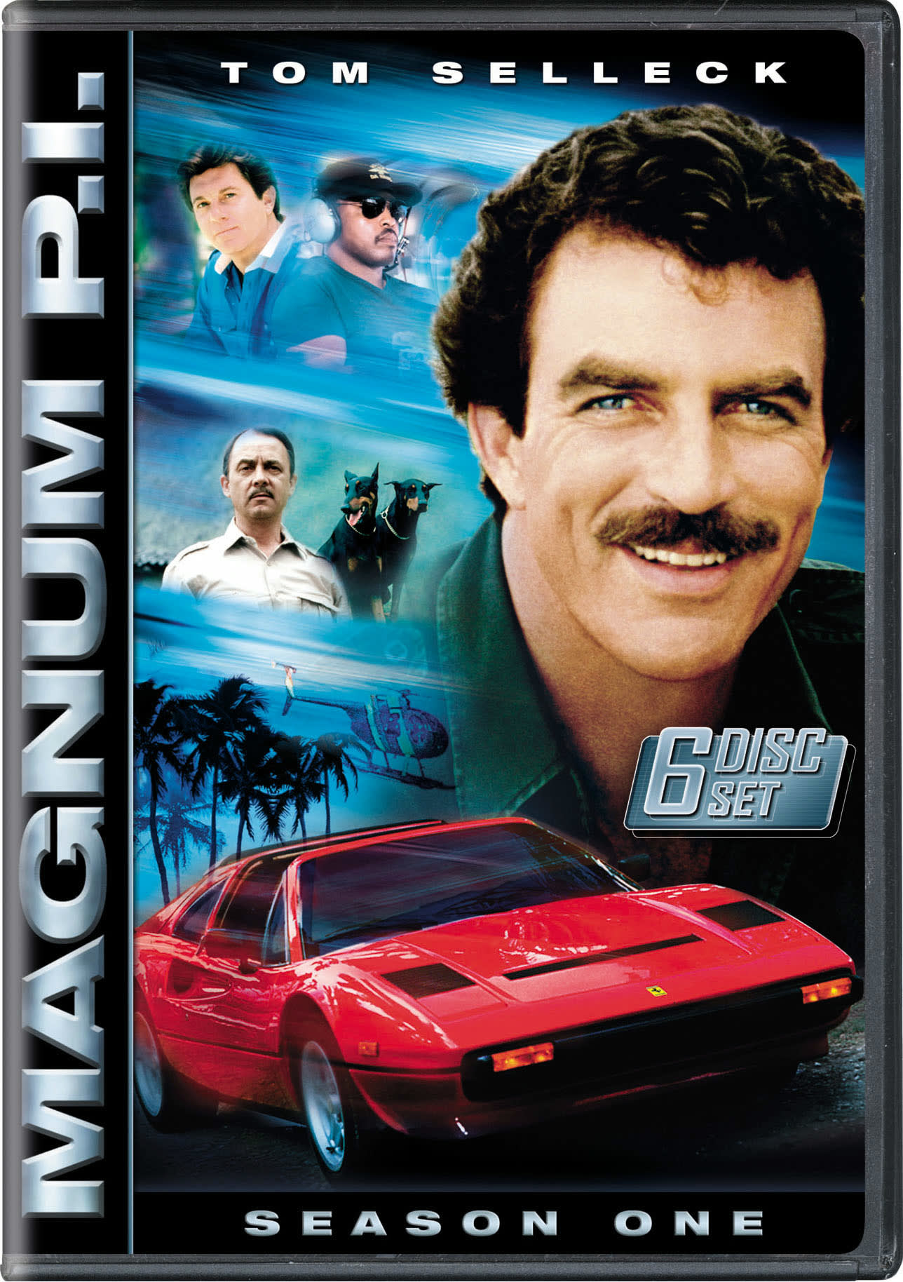 Magnum P.I.: Season One [DVD]