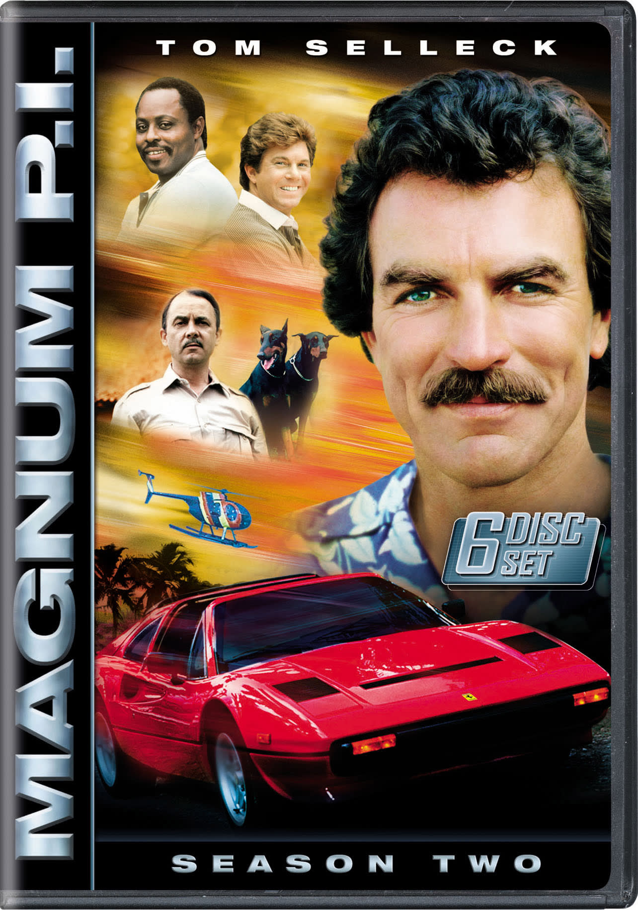 Magnum P.I.: Season Two [DVD]