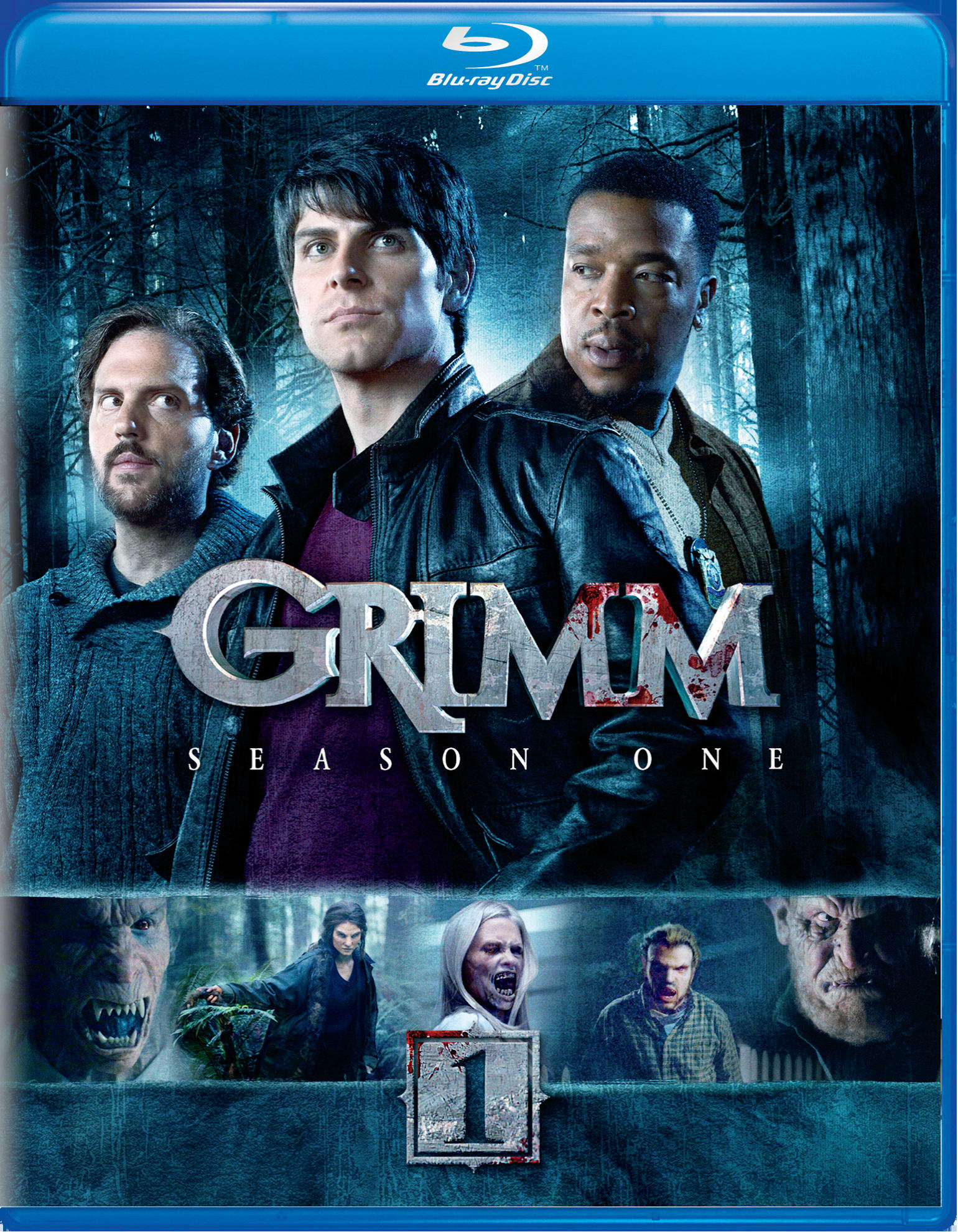 Grimm: Season 1 [Blu-ray]
