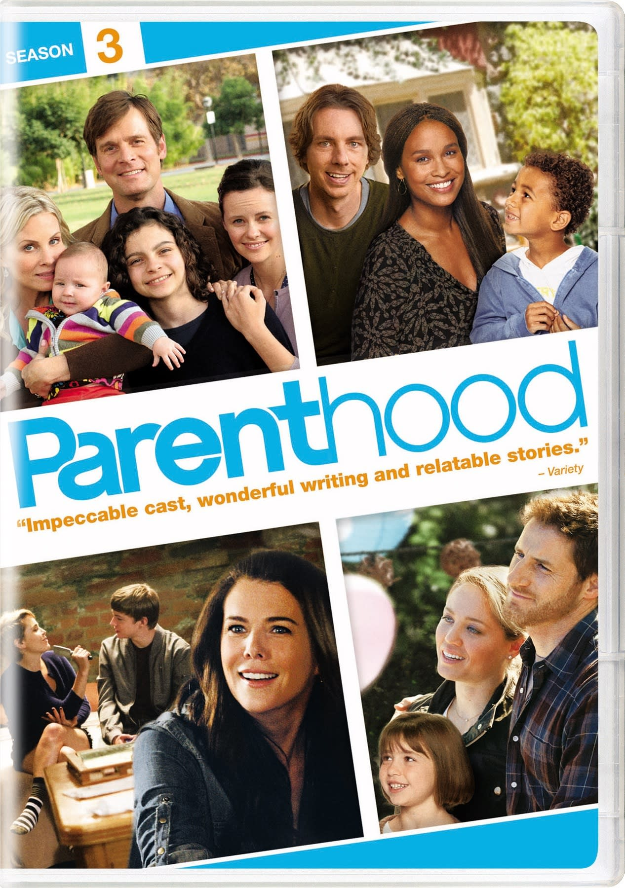 Parenthood: Season 3 [DVD]