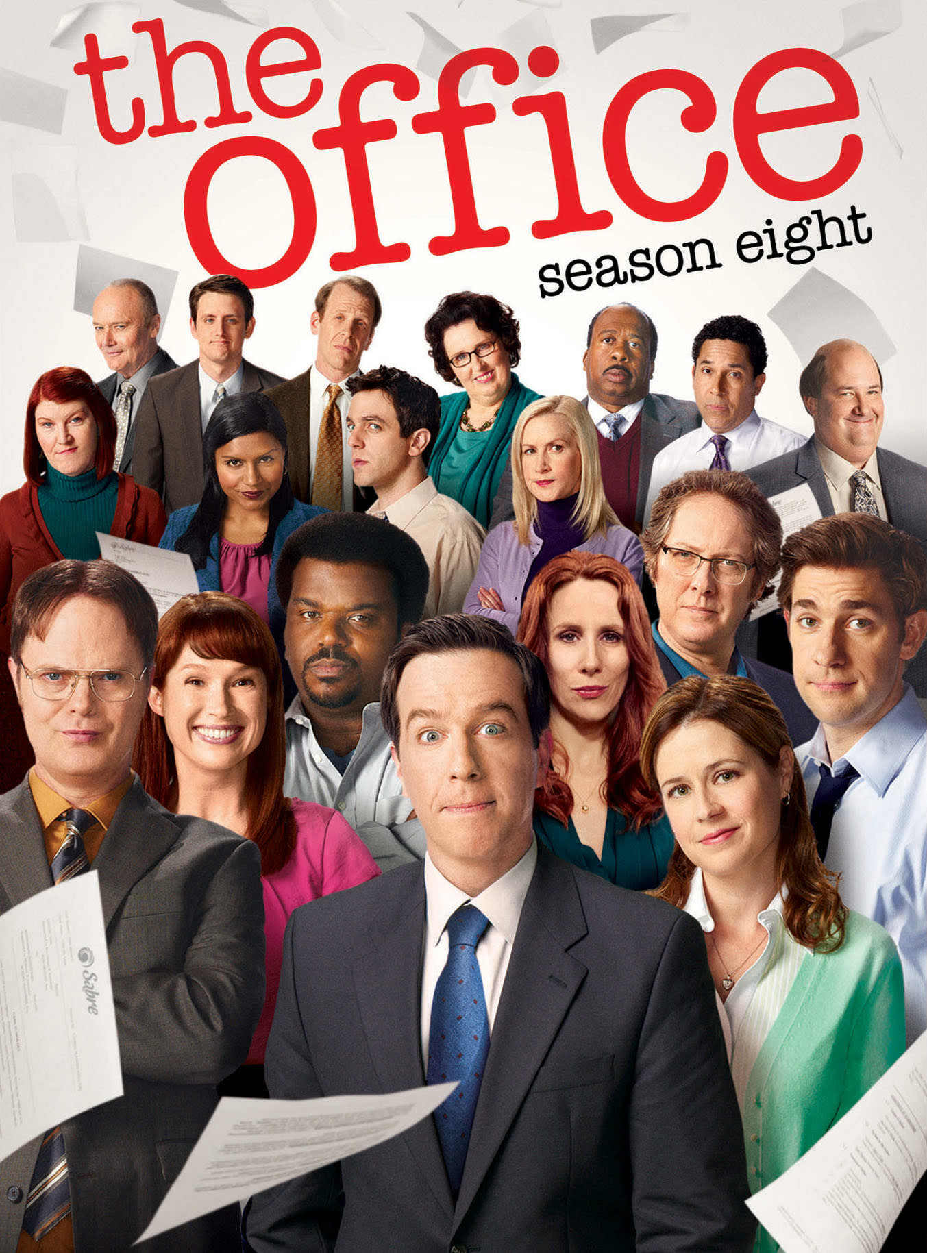 The Office - An American Workplace: Season 8 (2012) [DVD]