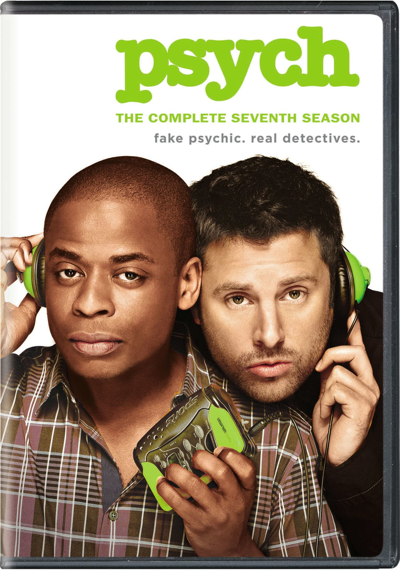 Psych: The Complete Seventh Season [DVD]