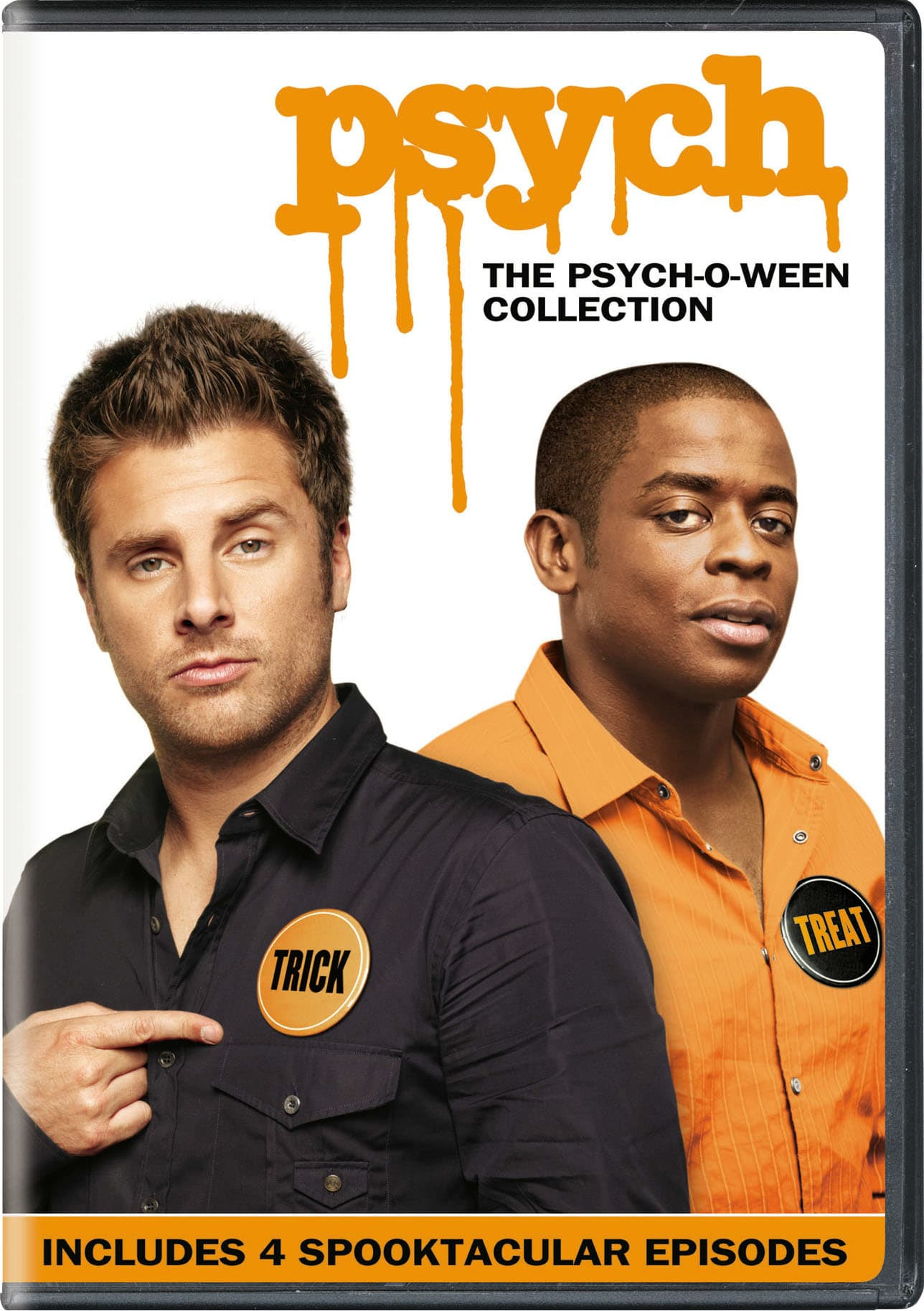 Psych: The Psych-O-Ween Collection [DVD]