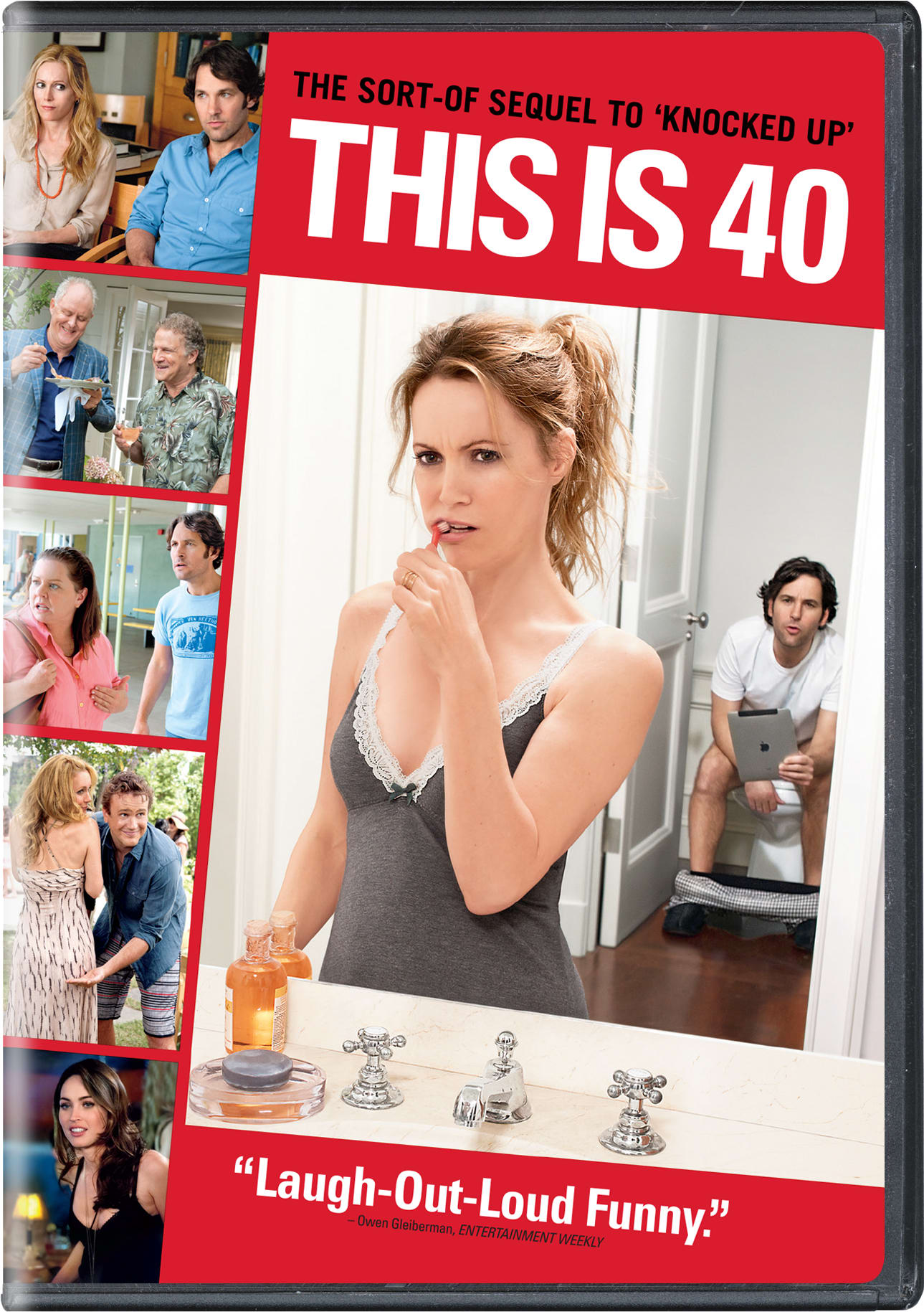 This Is 40 [DVD]