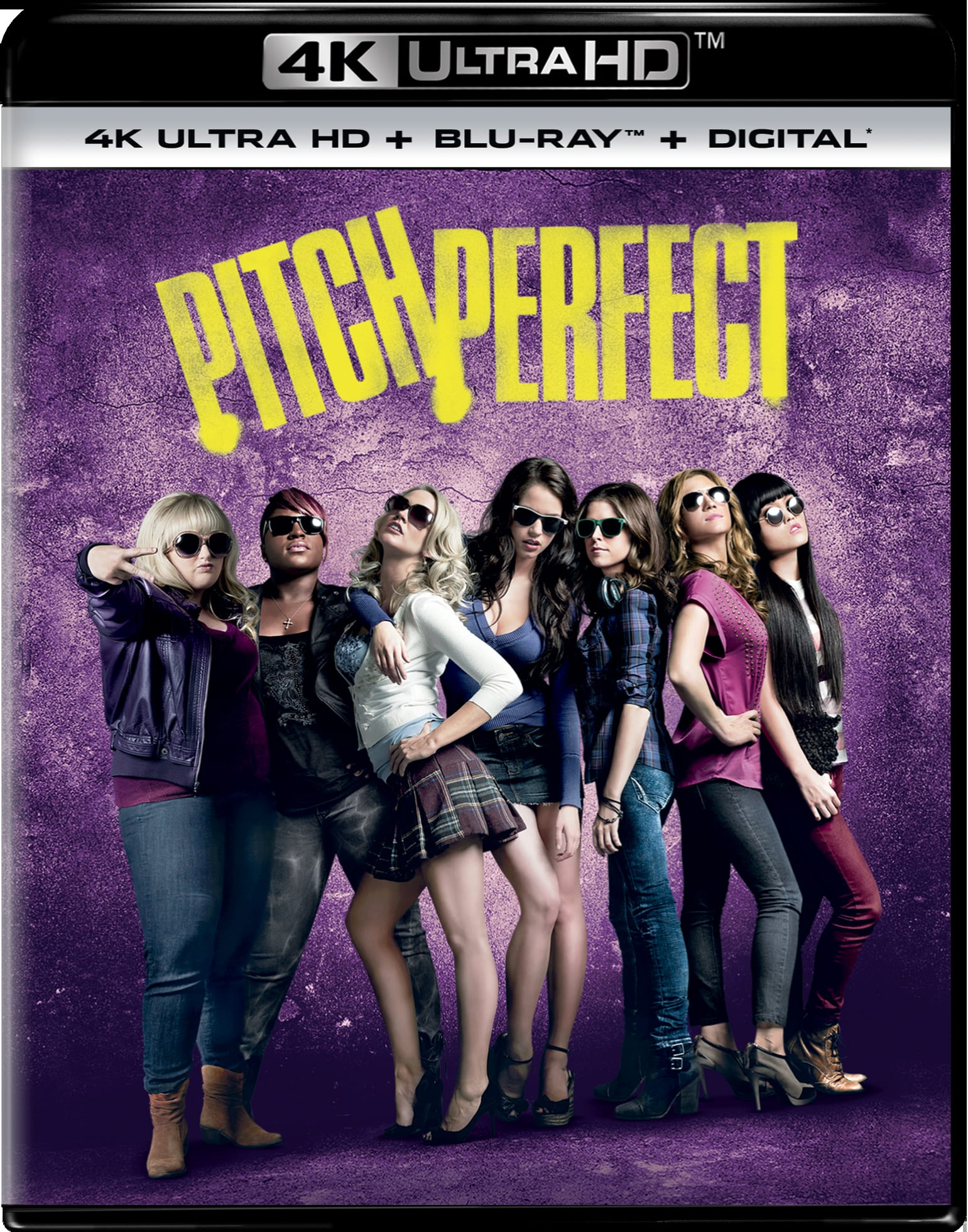 Pitch Perfect (4K Ultra HD) [UHD]