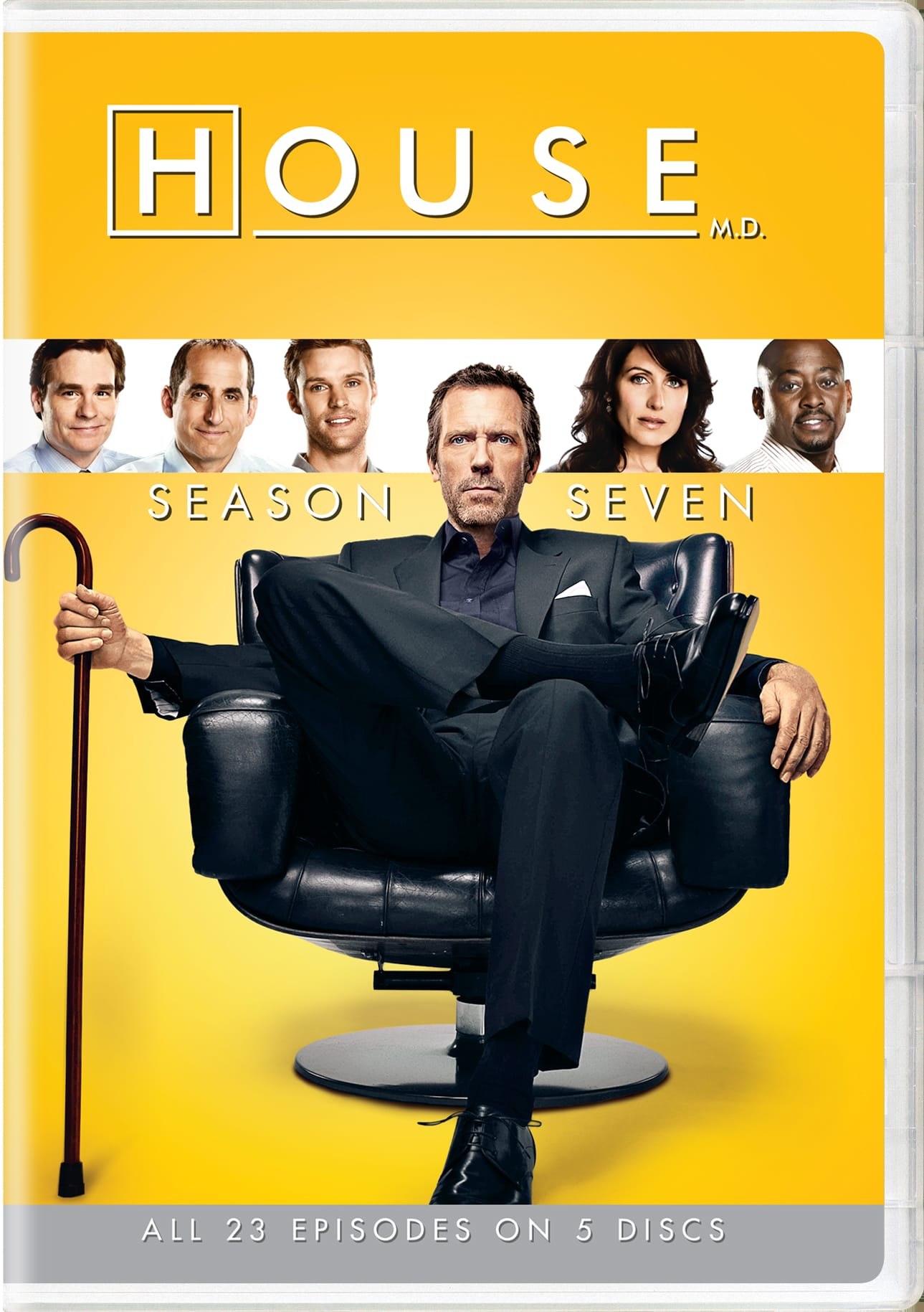 House: Season 7 [DVD]