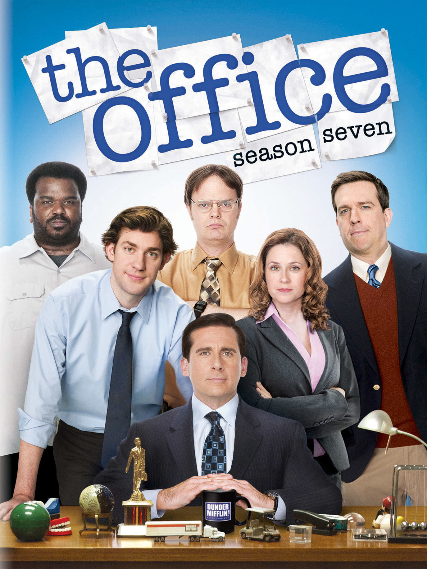 The Office - An American Workplace: Season 7 (2011) [DVD]