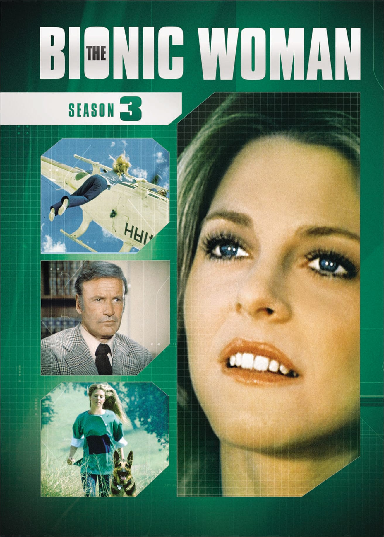 The Bionic Woman: Season 3 (2011) [DVD]
