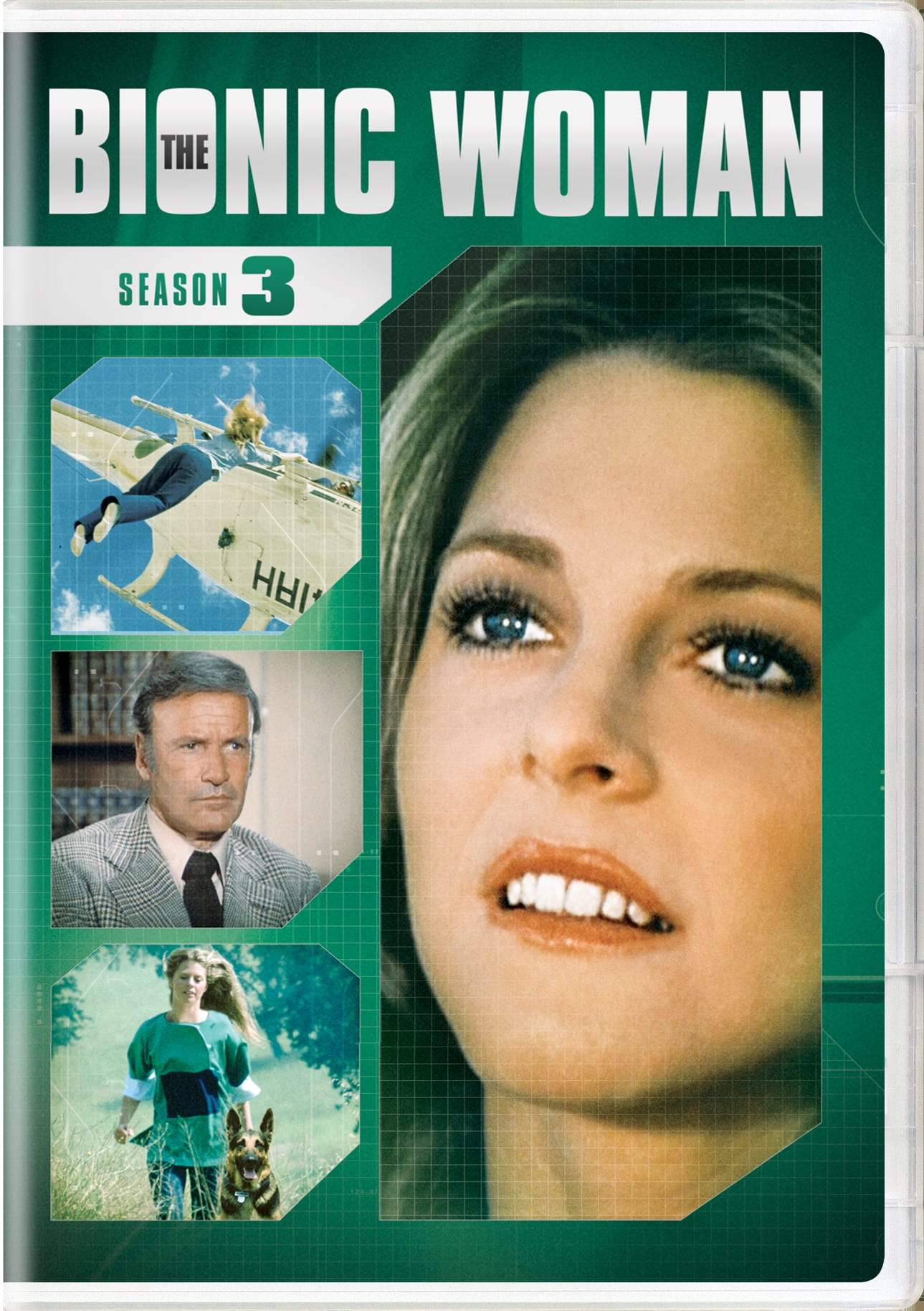 The Bionic Woman: Season 3 [DVD]
