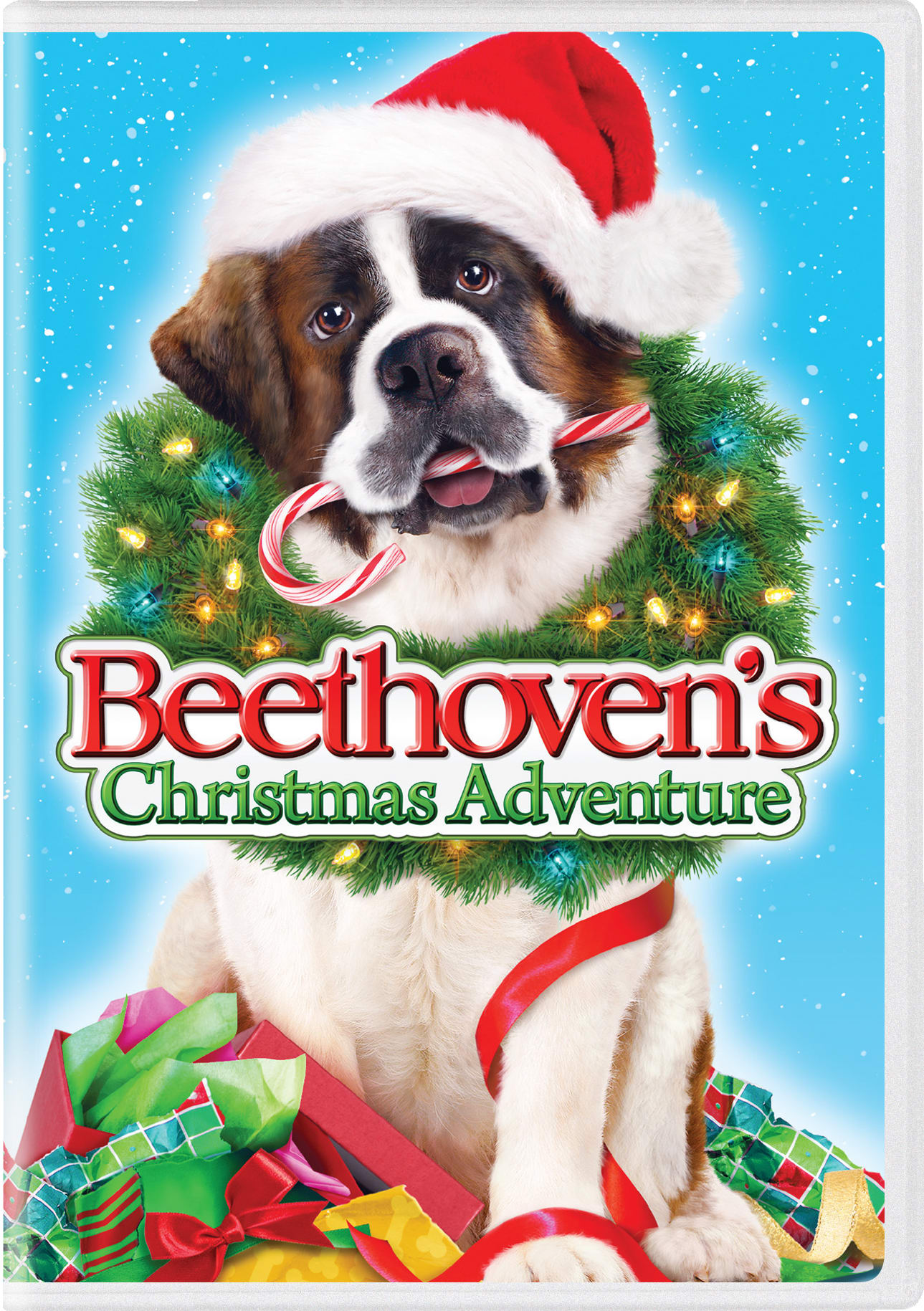 Beethoven's Christmas Adventure (2011) [DVD]