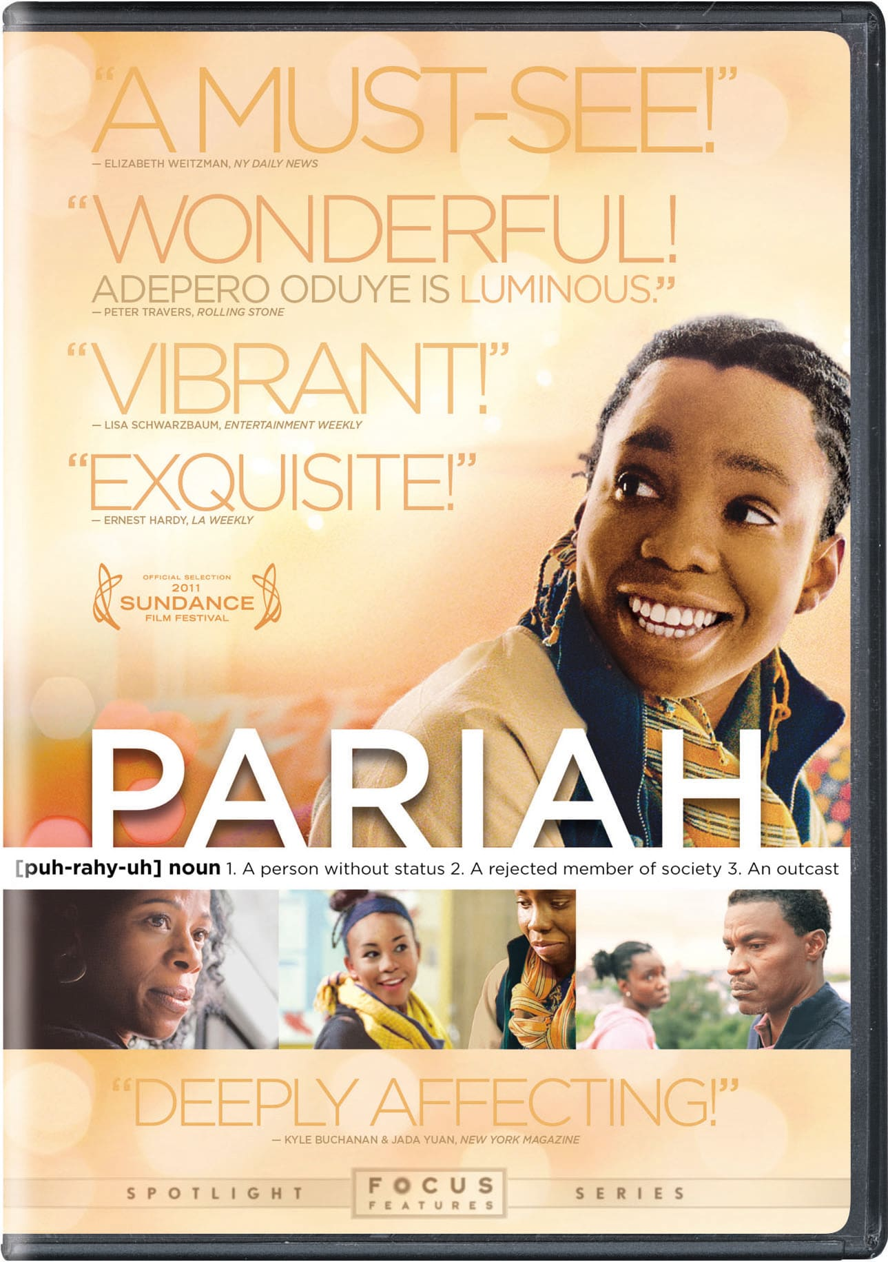 Pariah [DVD]