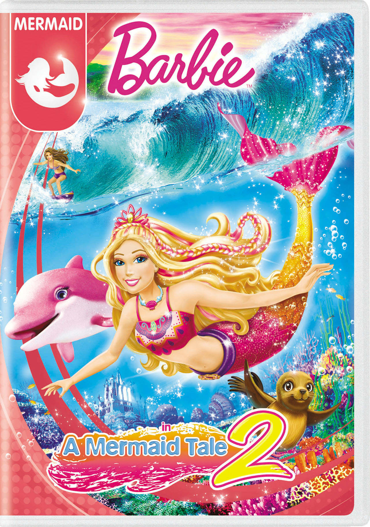Barbie in a Mermaid Tale 2 [DVD]