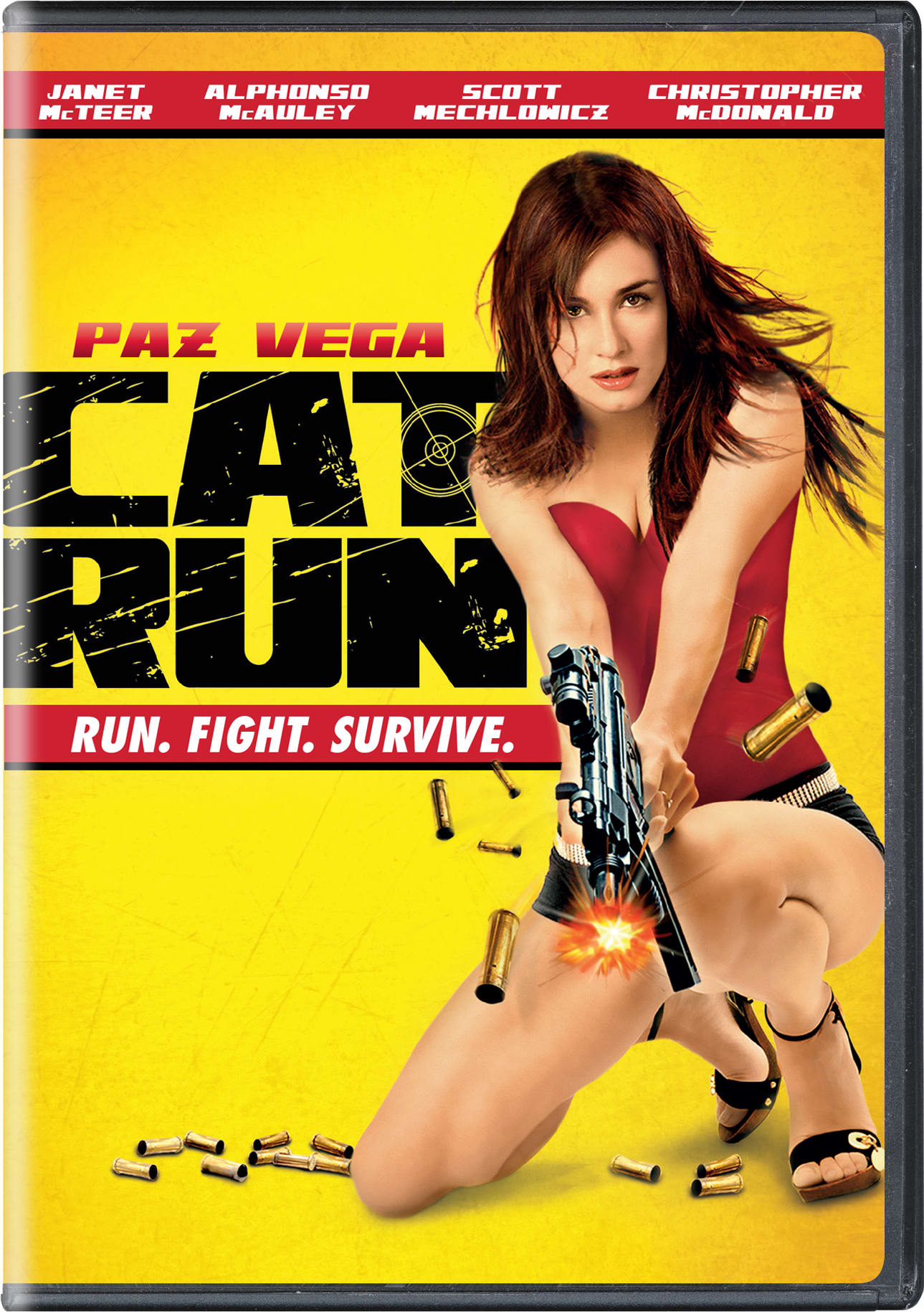 Cat Run [DVD]