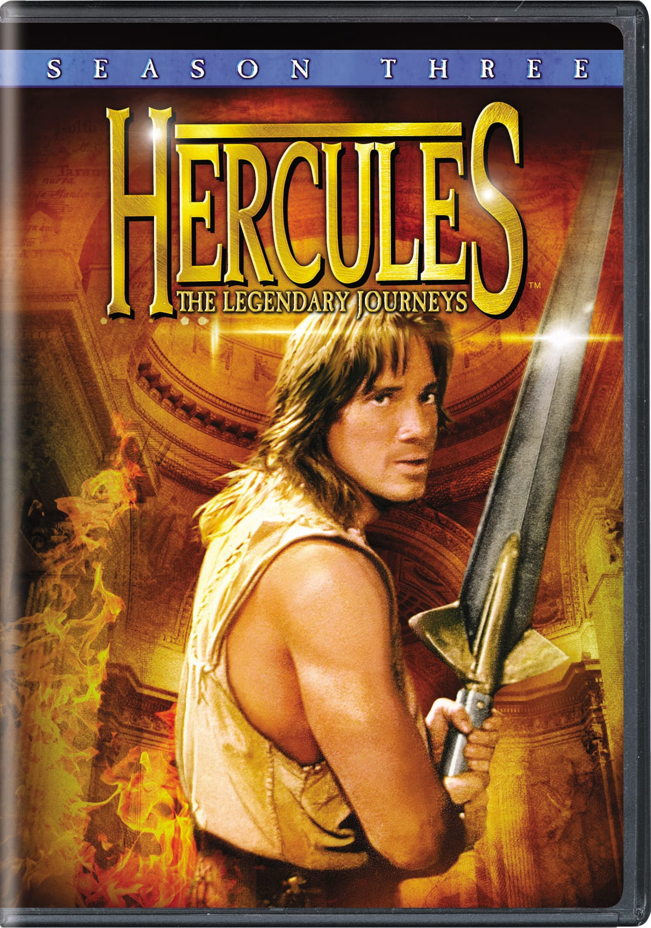 Hercules: The Legendary Journeys - Season Three [DVD]
