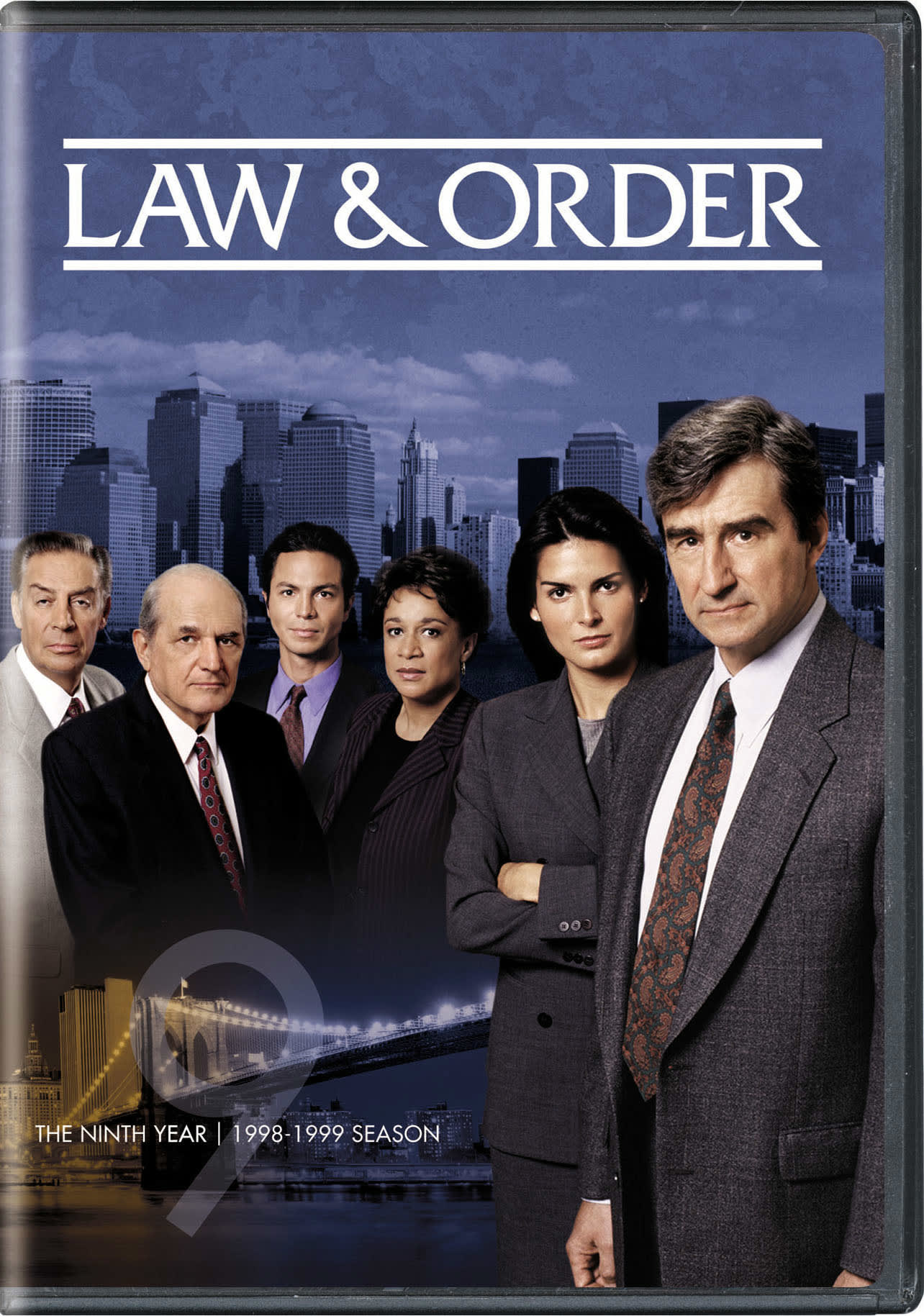 Law & Order: The Ninth Year [DVD]