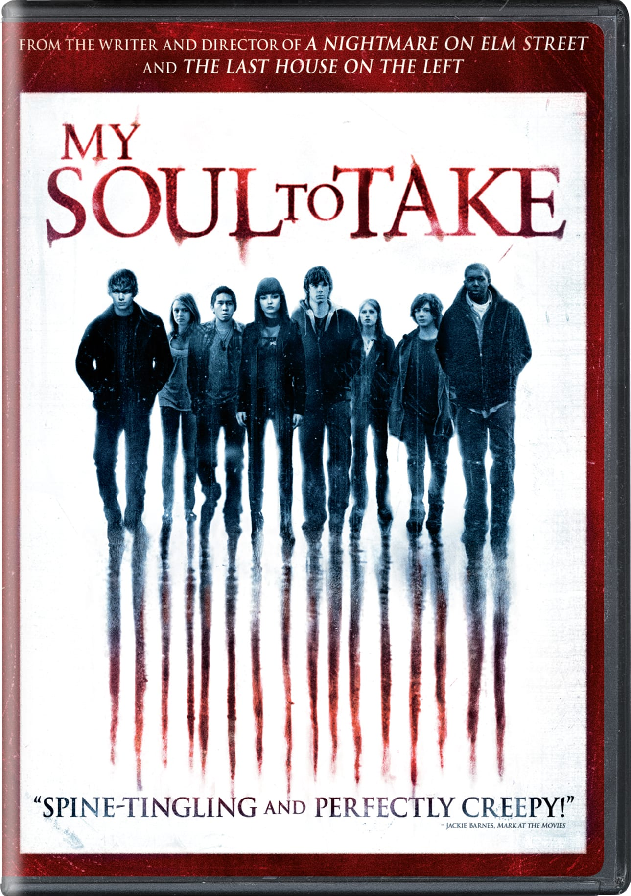 My Soul to Take [DVD]