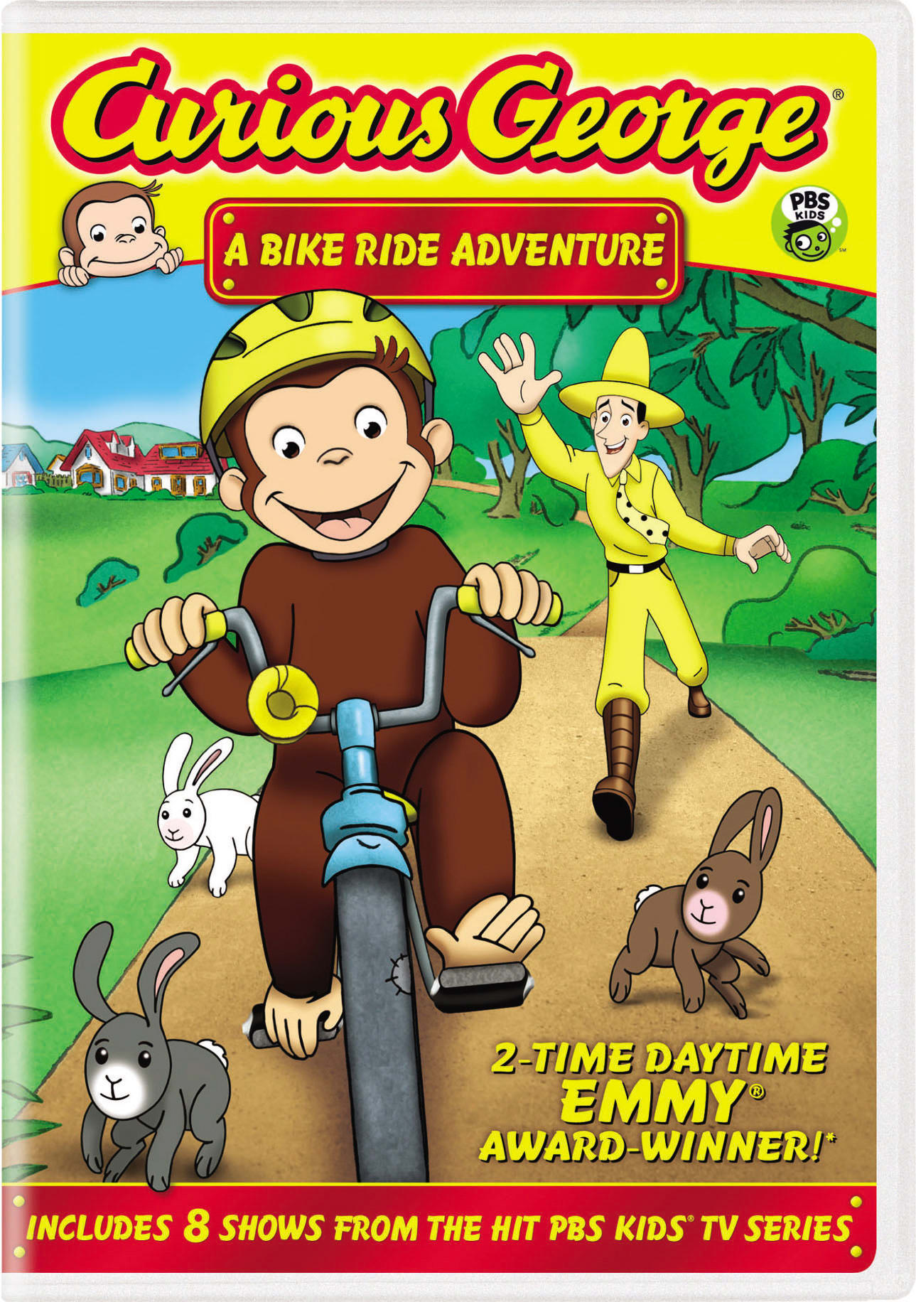 Curious George: A Bike Ride Adventure [DVD]
