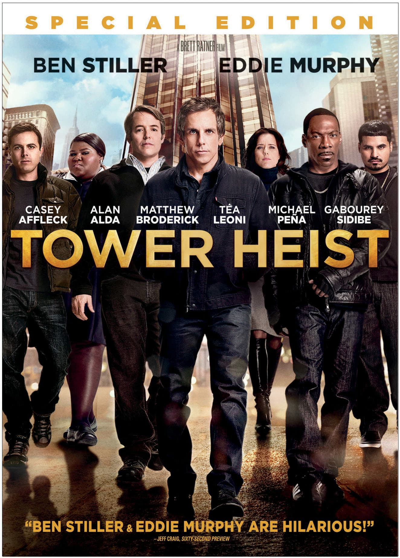 Tower Heist (Special Edition) [DVD]