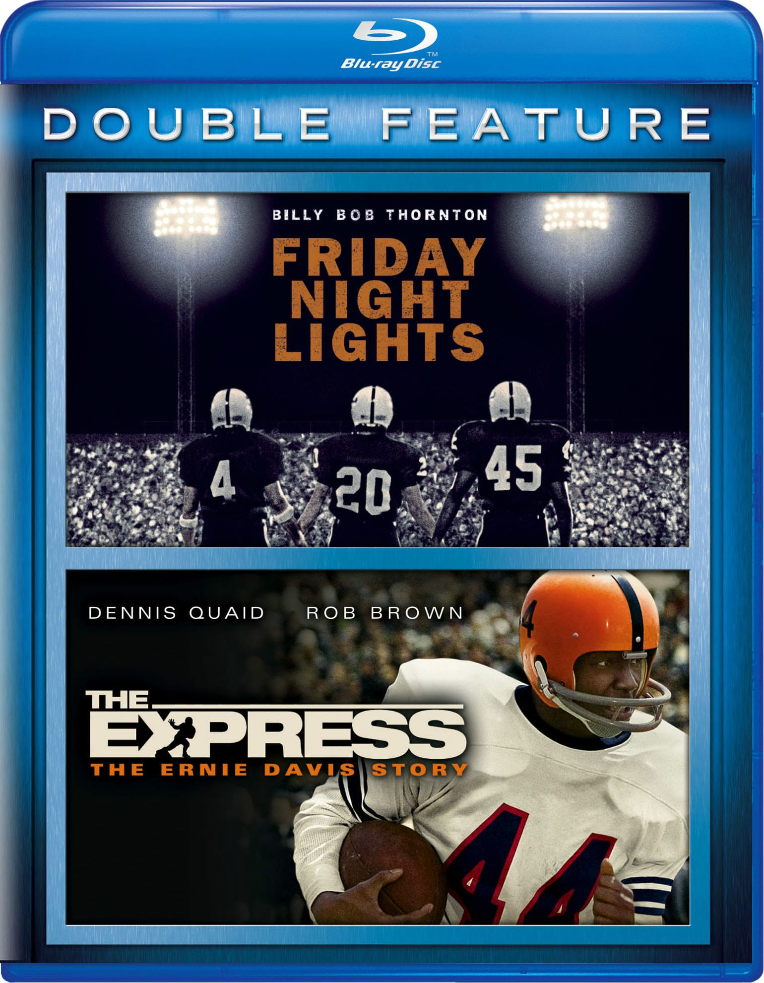 Friday Night Lights/The Express [Blu-ray]
