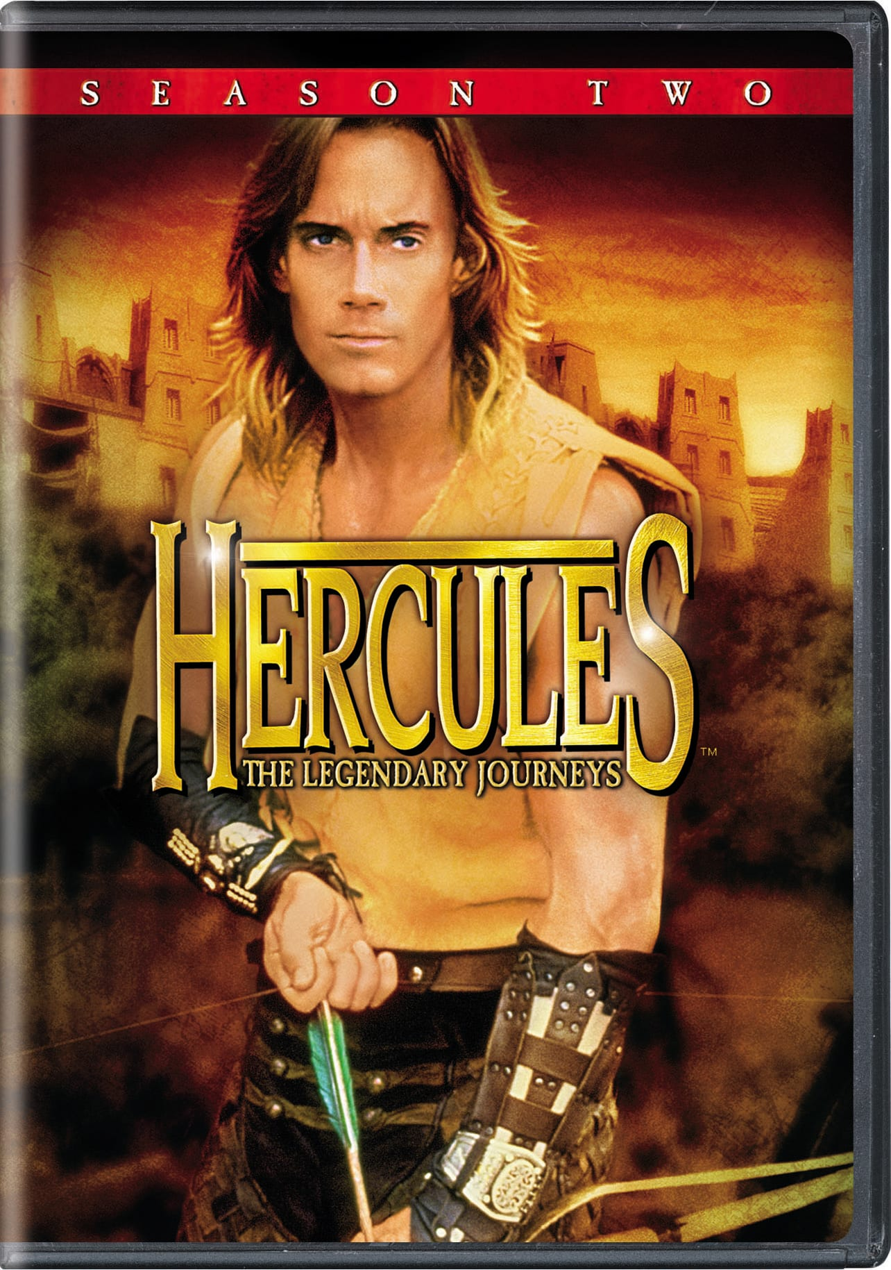 Hercules: The Legendary Journeys - Season Two [DVD]