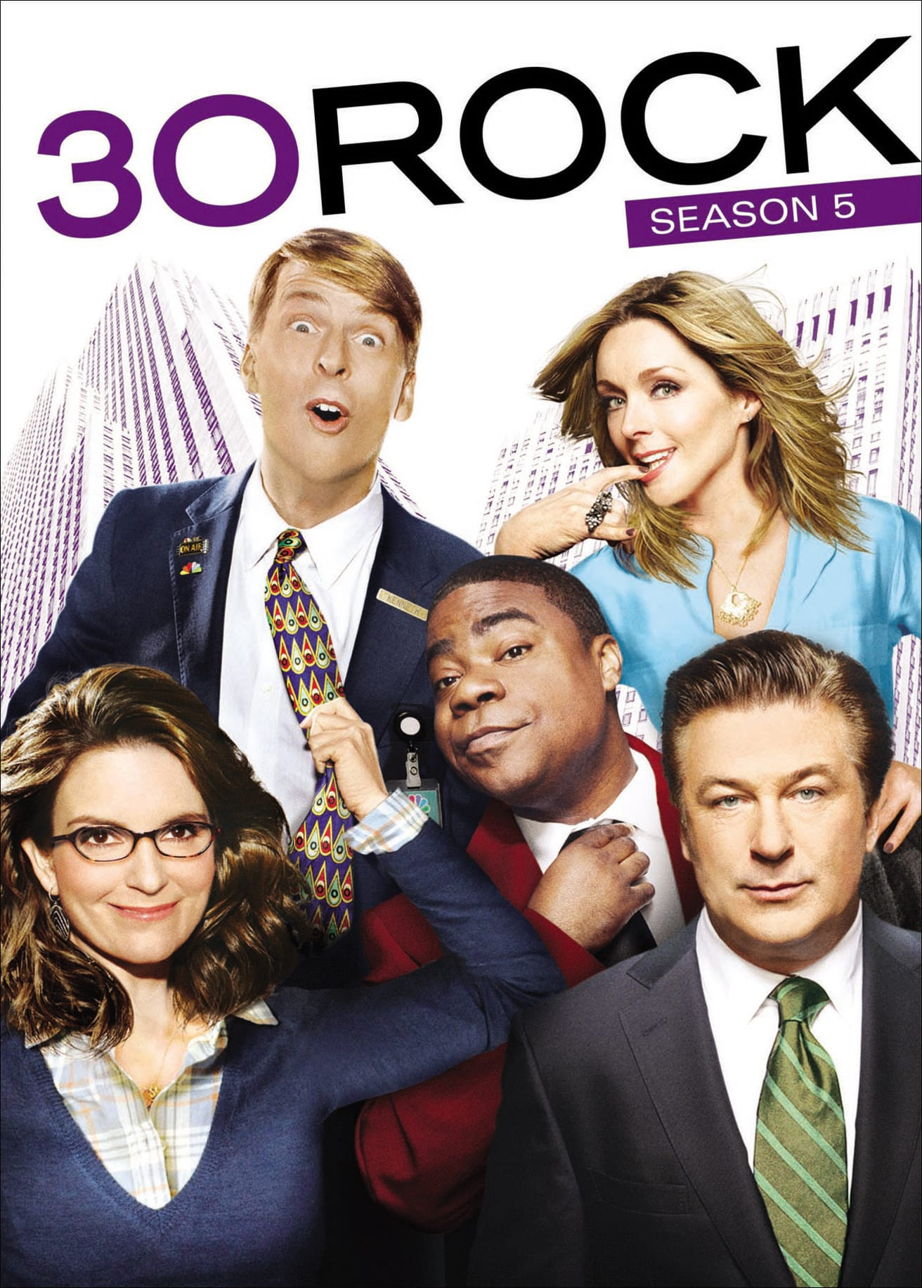 30 Rock: Season 5 [DVD]