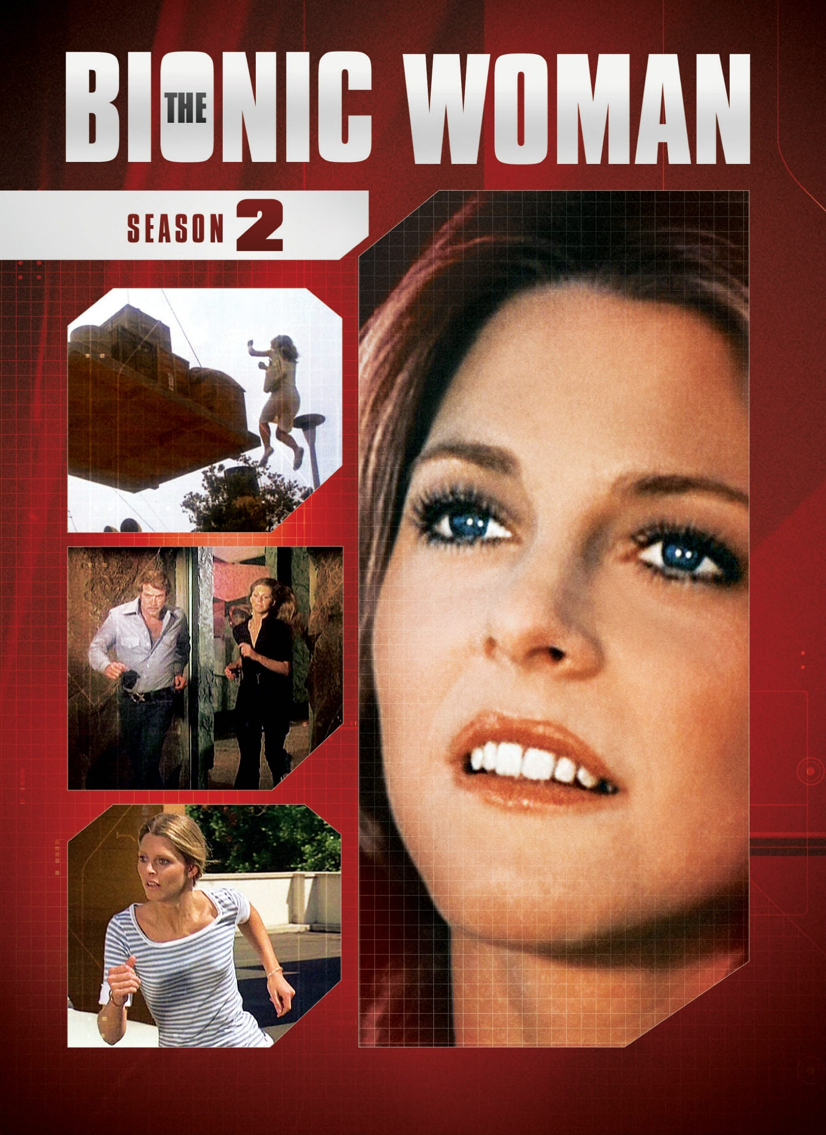 The Bionic Woman: Season 2 (2011) [DVD]